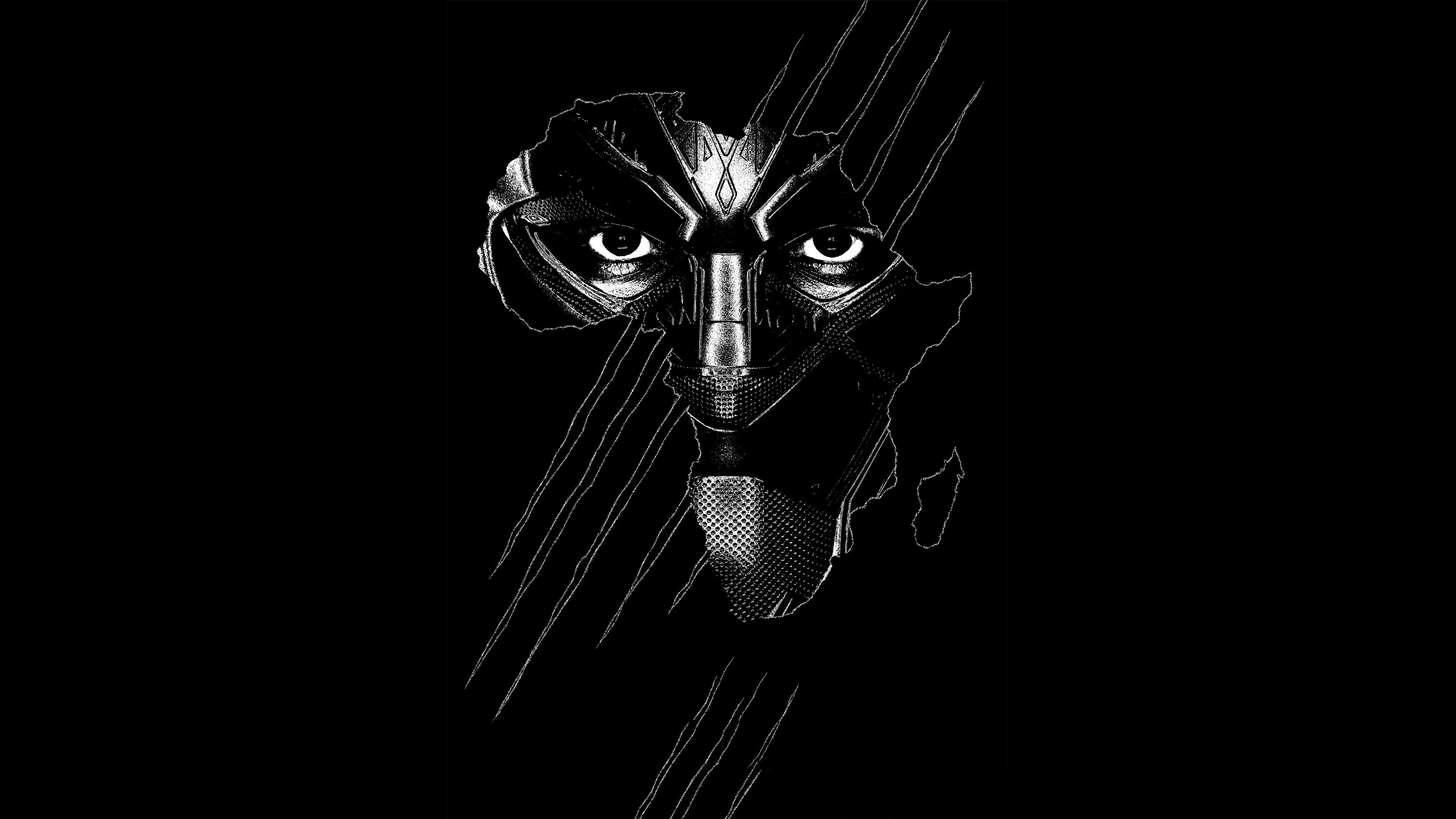 Black Panther 3d Wallpapers Top Free Black Panther 3d Backgrounds Wallpaperaccess