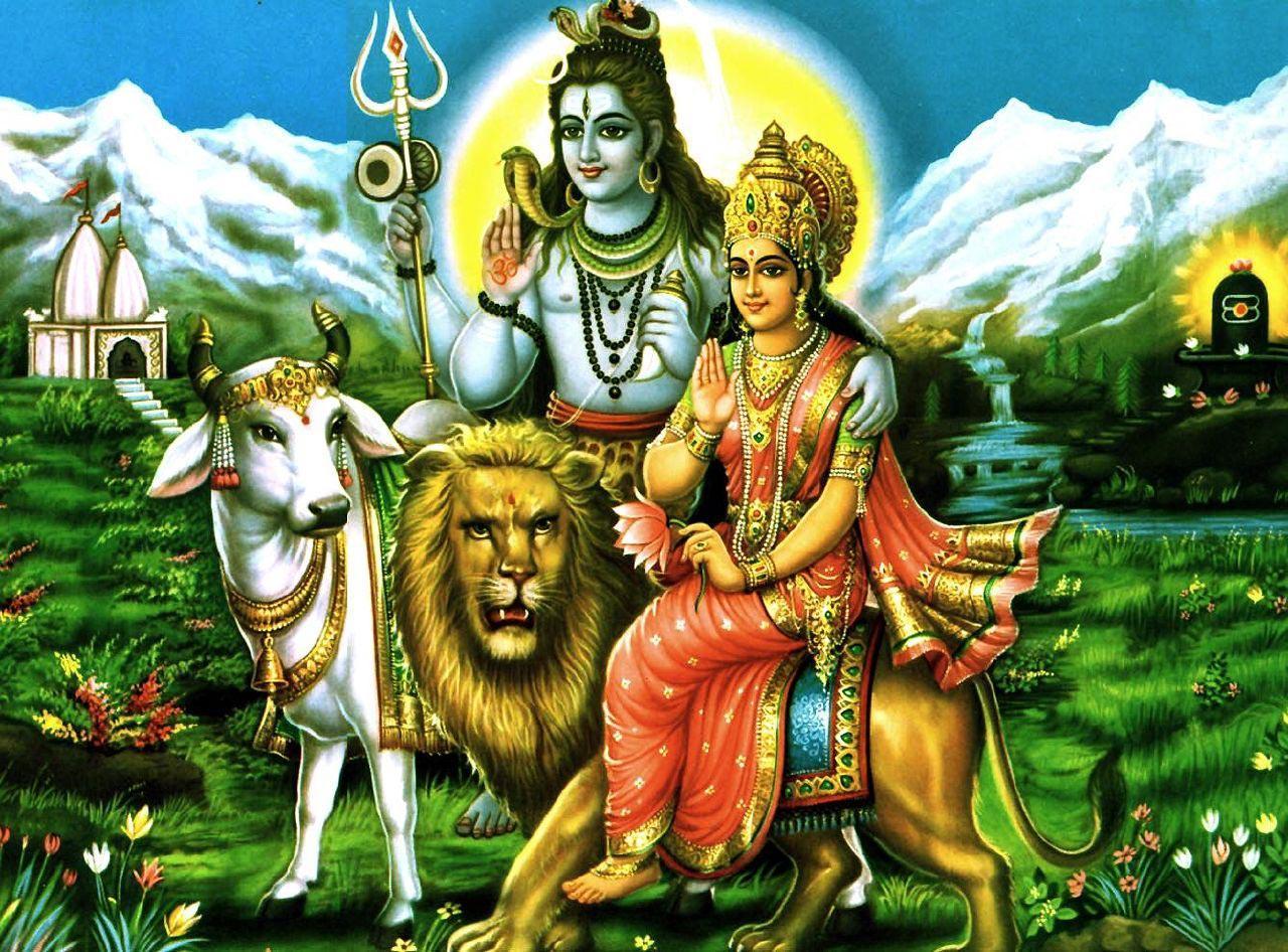 Shiva God Wallpapers - Top Free Shiva God Backgrounds - WallpaperAccess