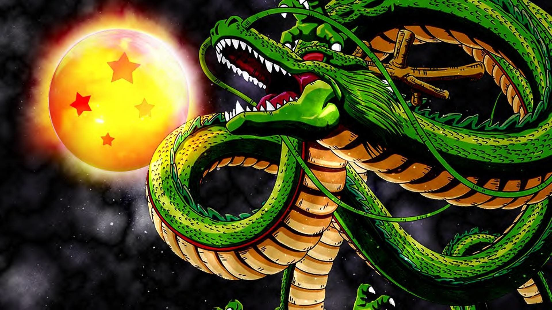 Shenron Wallpapers Top Free Shenron Backgrounds Wallpaperaccess