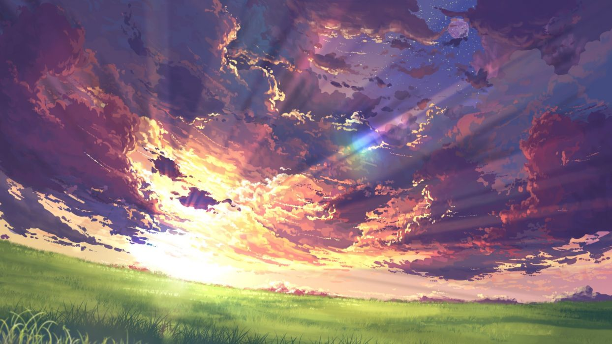 Peaceful Anime Wallpapers Top Free Peaceful Anime