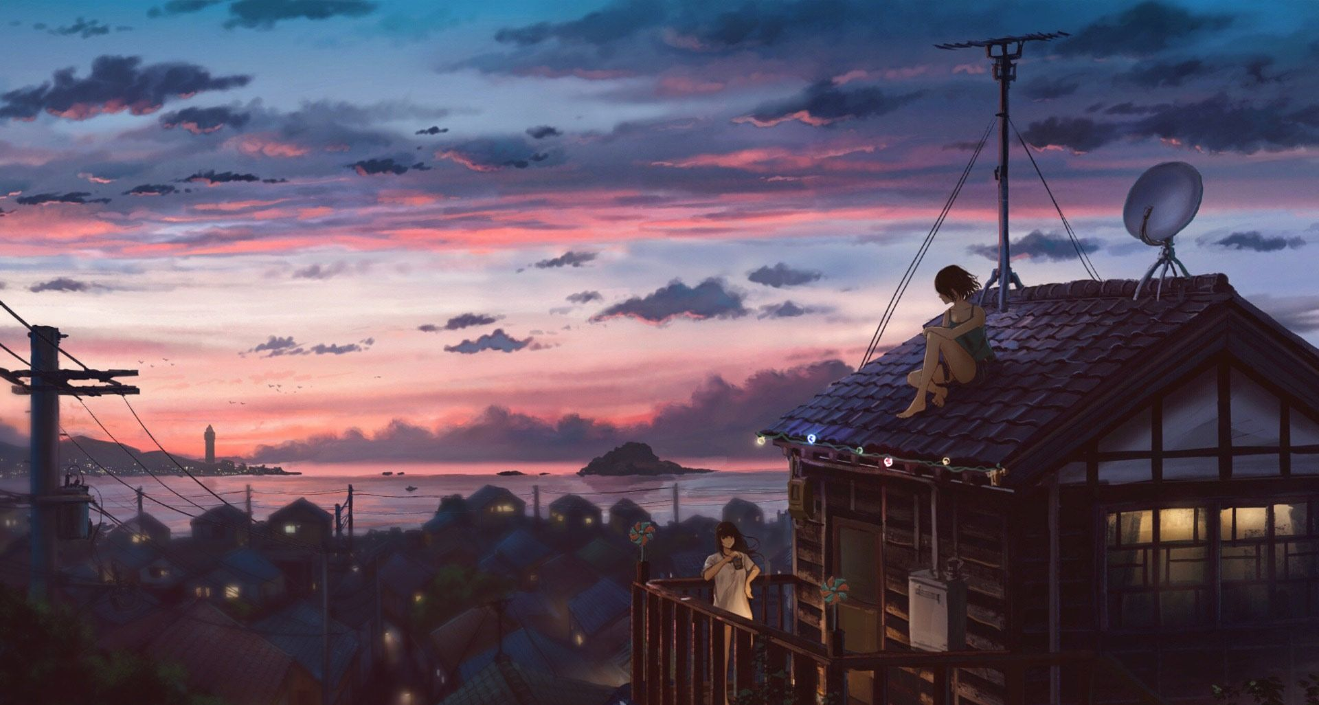 Relaxing Anime Wallpapers Top Free Relaxing Anime Backgrounds