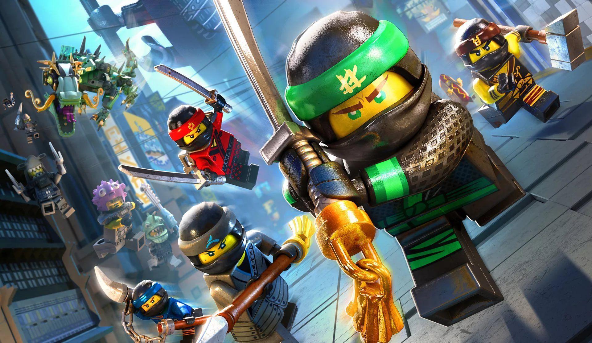 lego ninjago wallpaper downloads