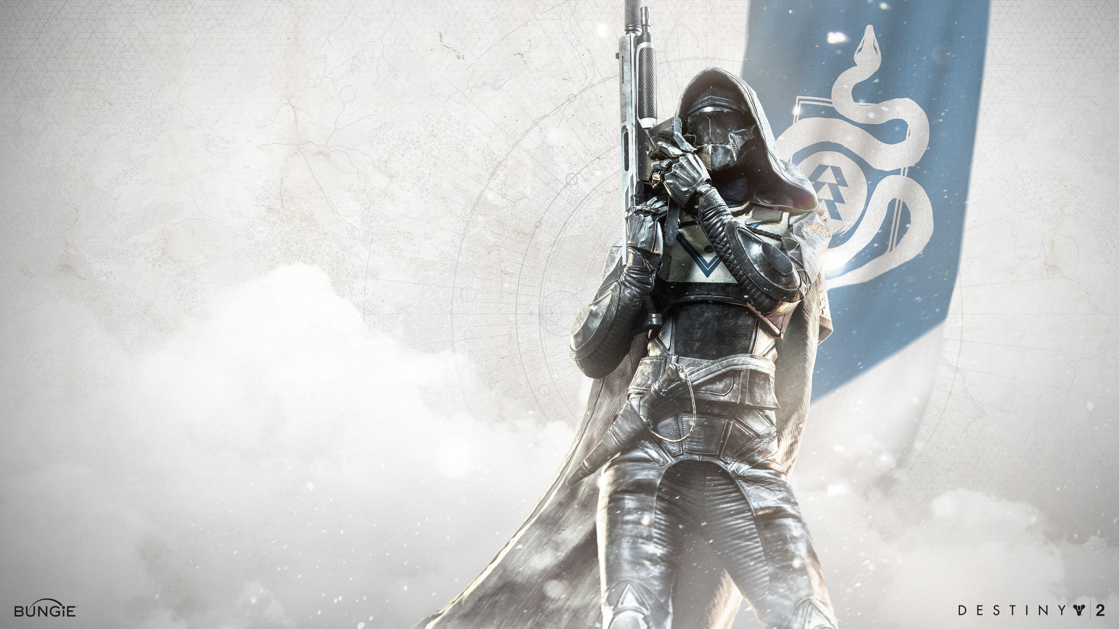 Destiny 2 Hunter Wallpapers Top Free Destiny 2 Hunter Backgrounds Wallpaperaccess