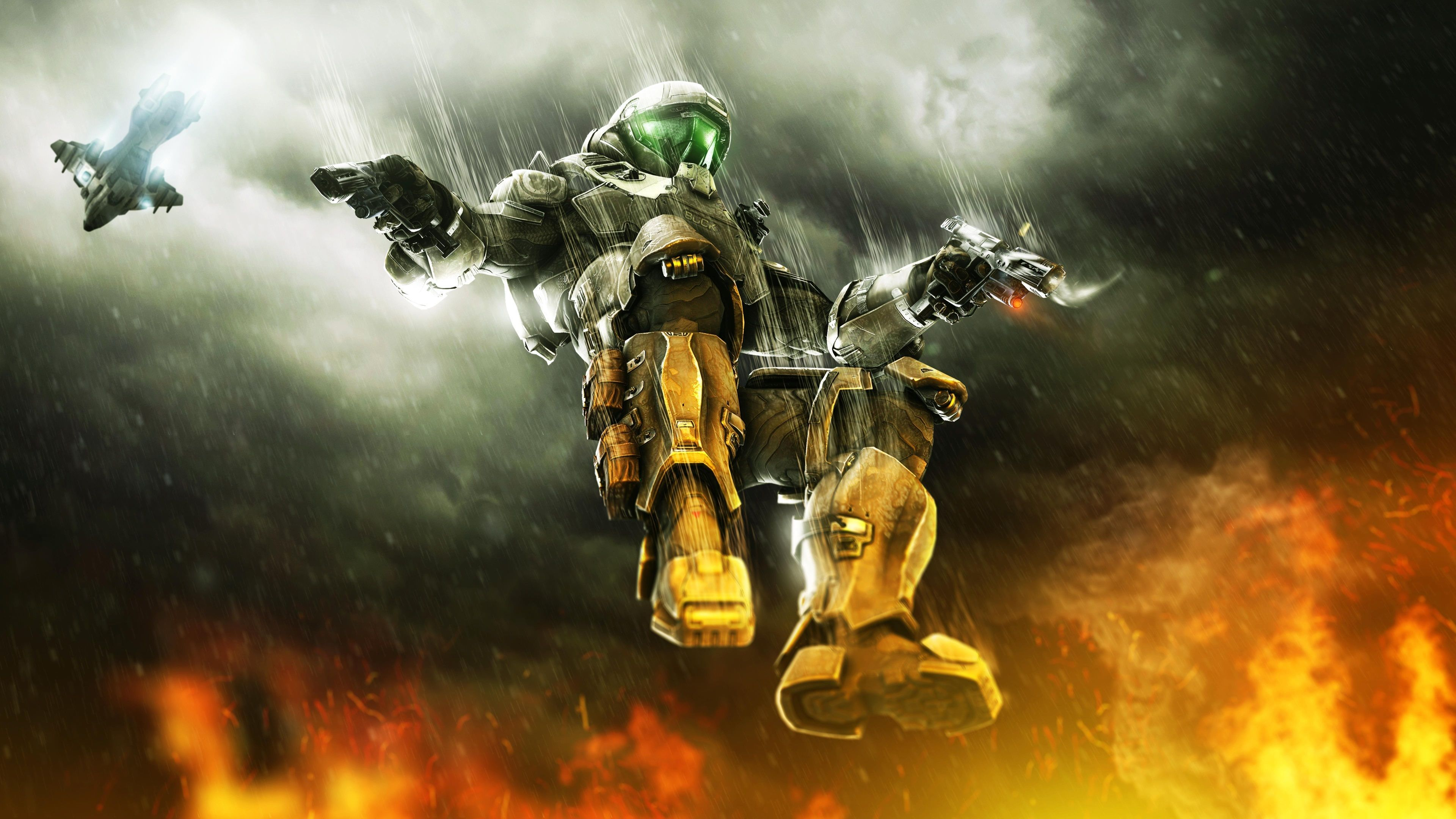Halo Master Chief 4K Wallpapers - Top Free Halo Master ...
