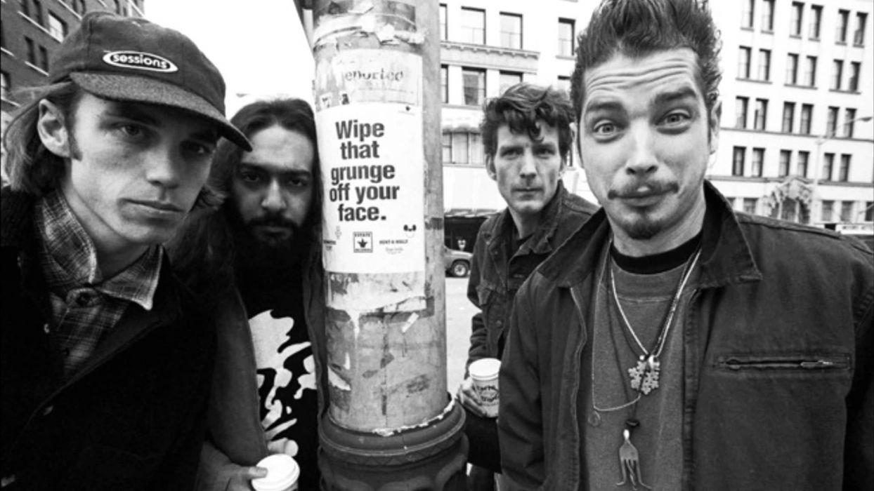 Soundgarden Wallpapers - Top Free Soundgarden Backgrounds