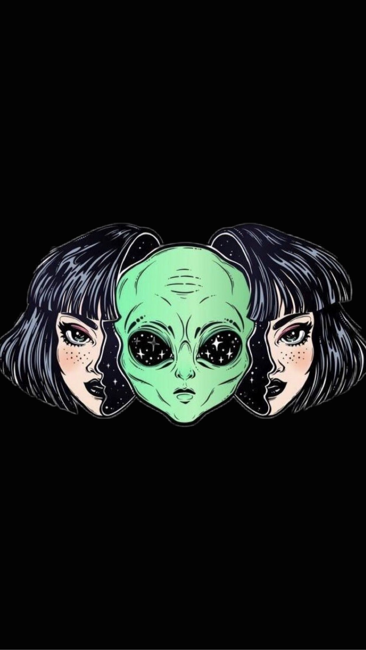 Anime Alien Girl alien girl wallpapers - top free alien girl backgrounds