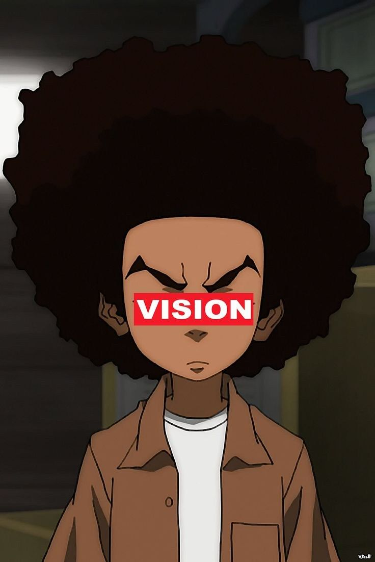 Boondocks Cartoon Iphone Wallpapers Top Free Boondocks