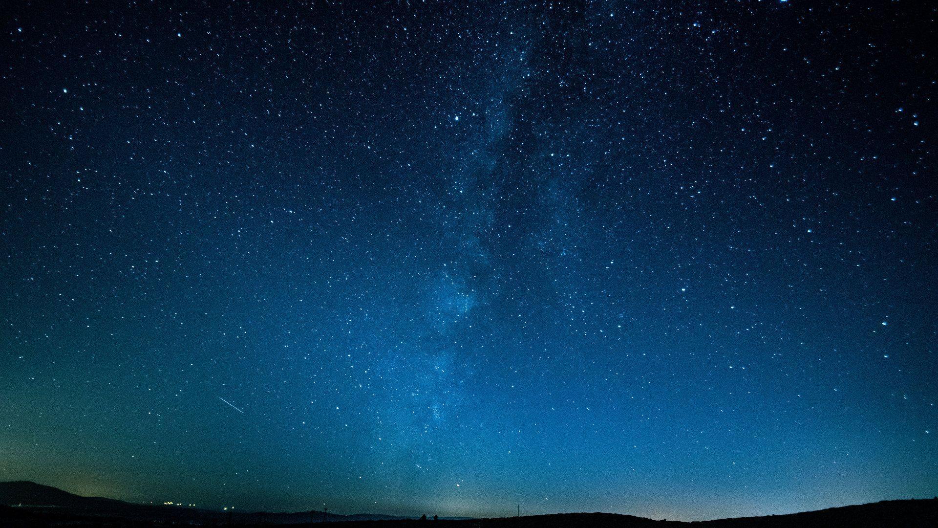 Night Sky 1920X1080 Wallpapers - Top ...