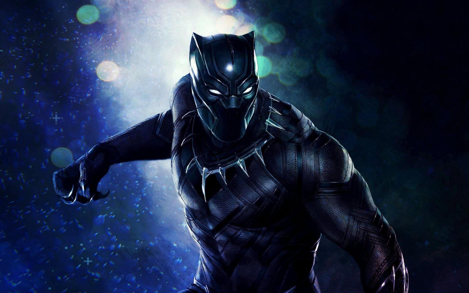 Black Panther Marvel Wallpapers - Top ...