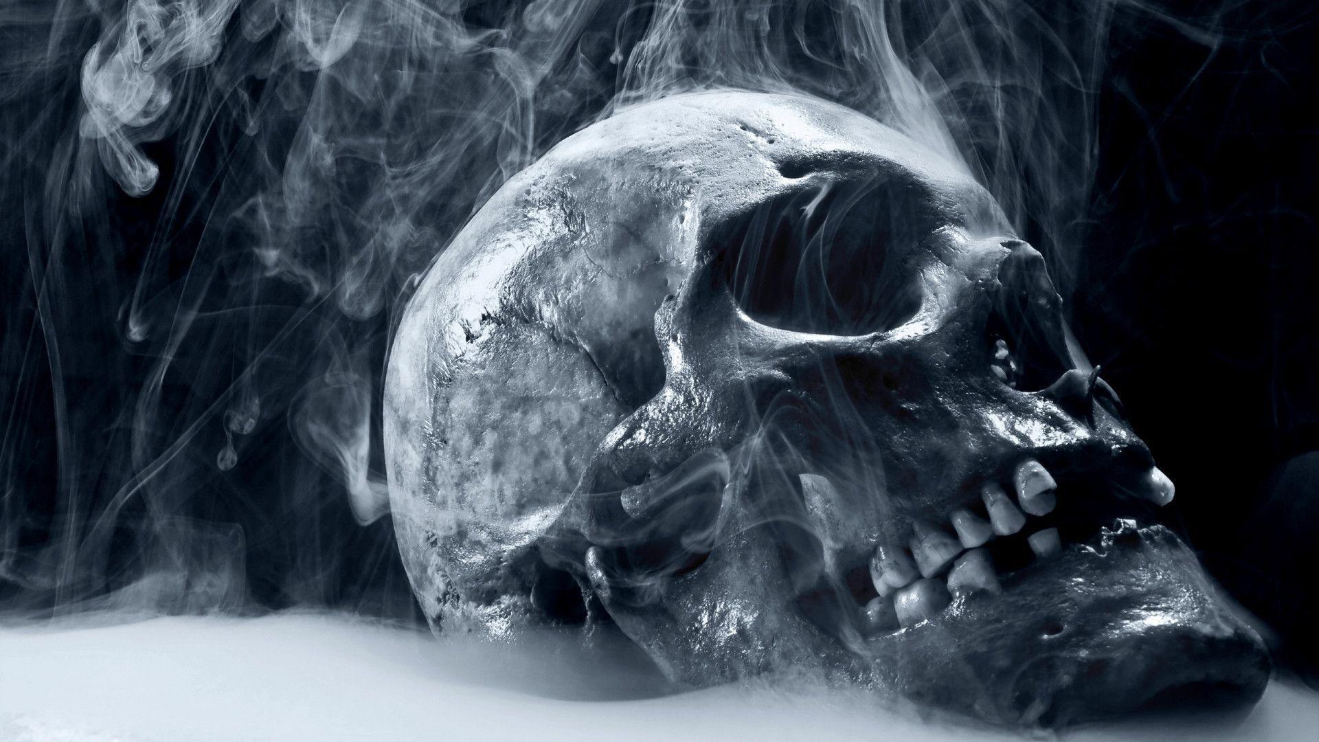 Skull Desktop Wallpapers - Top Free