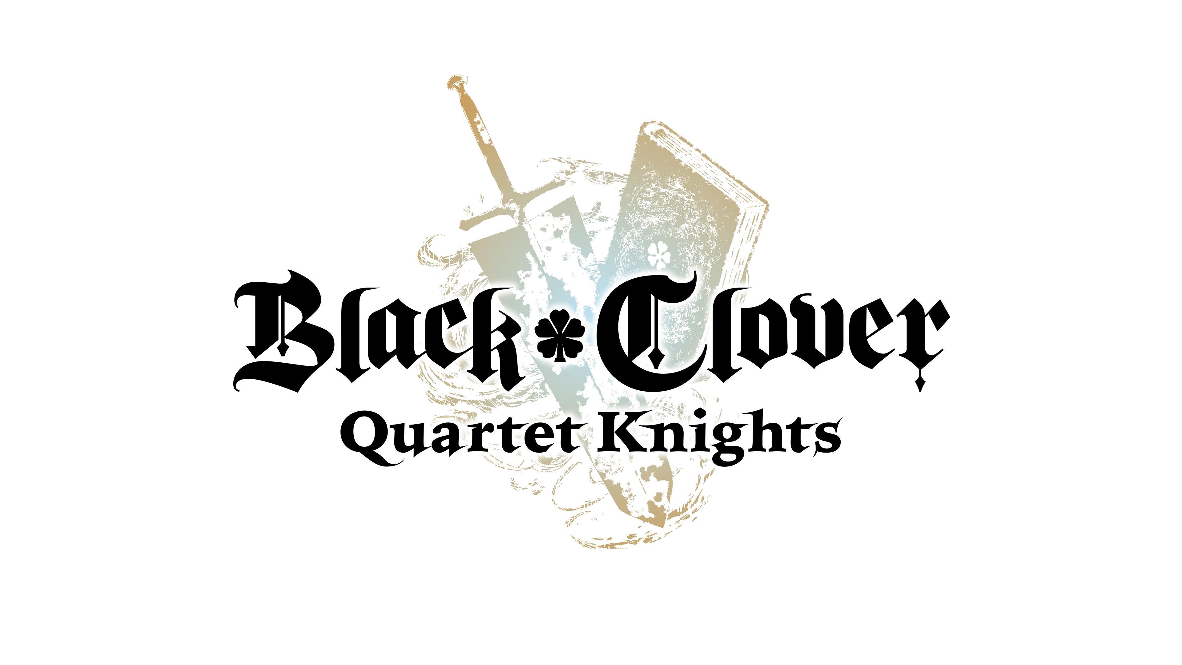 Black Clover 4K Logo Wallpapers - Top Free Black Clover 4K ...