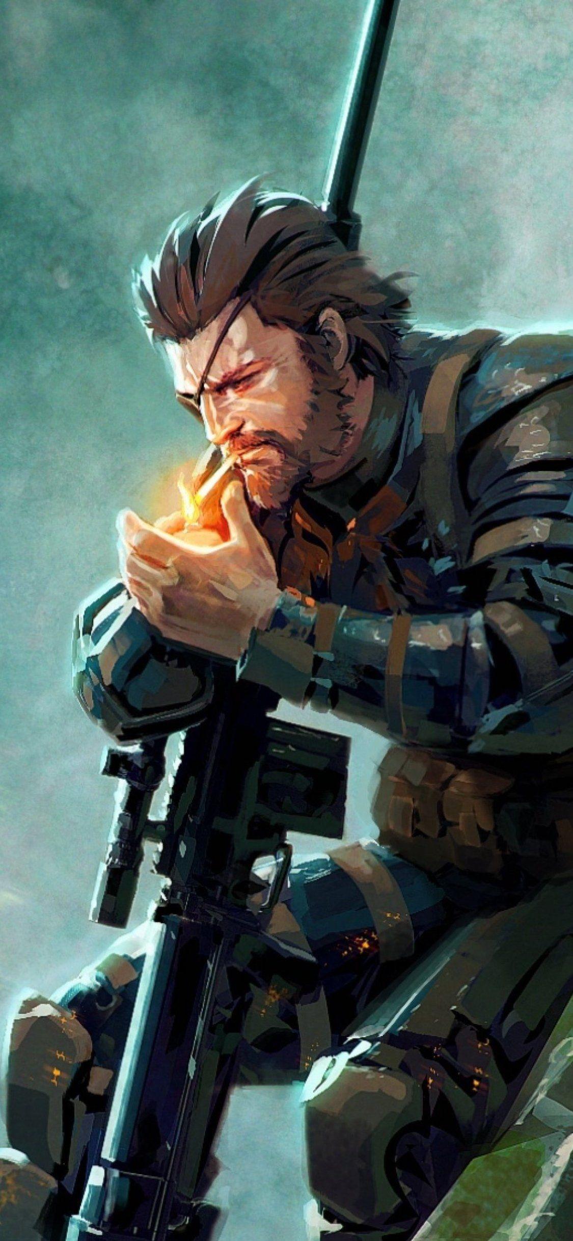 Metal Gear Iphone Wallpapers Top Free Metal Gear Iphone