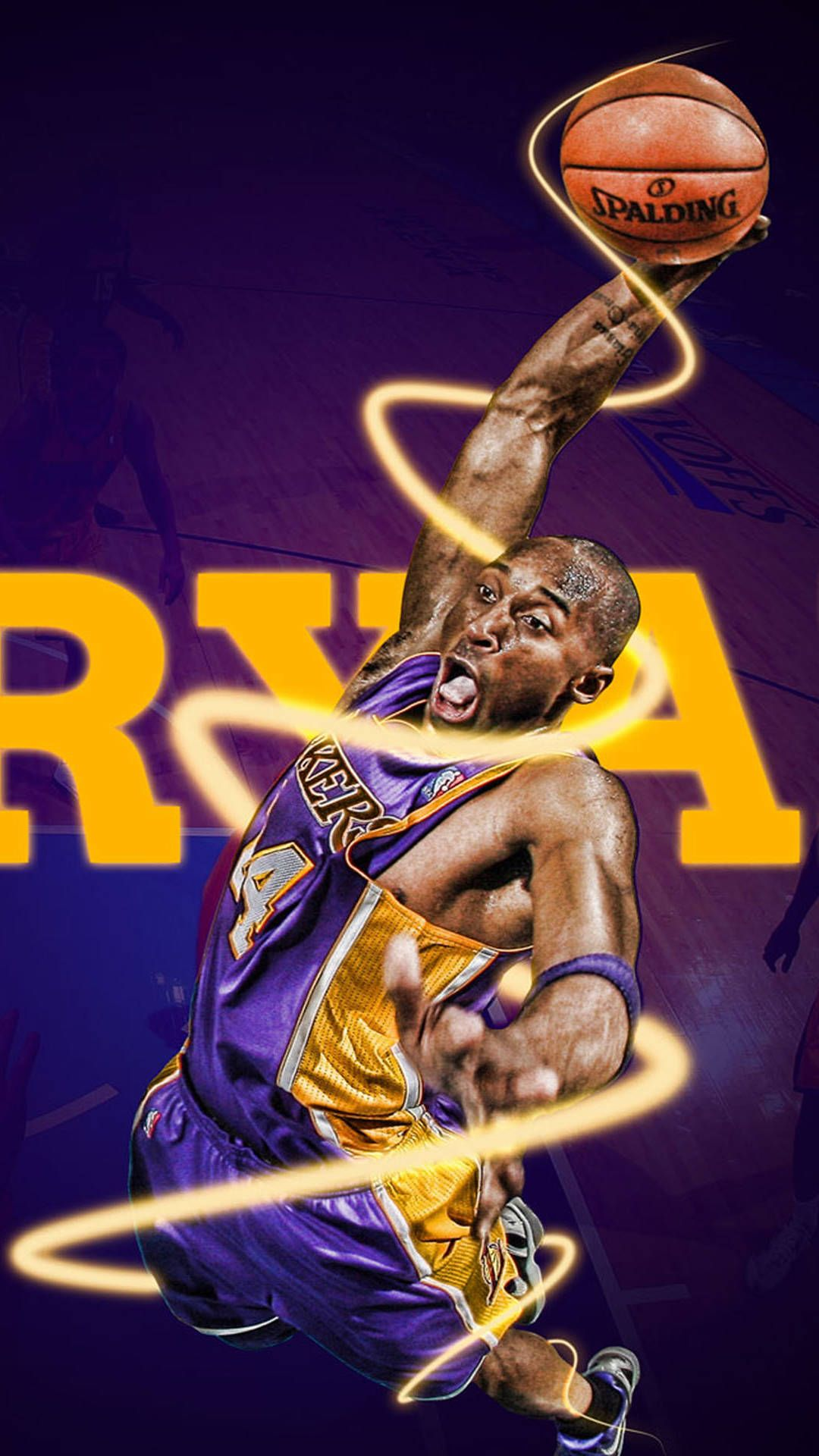 Kobe Iphone Wallpapers Top Free Kobe Iphone Backgrounds Wallpaperaccess