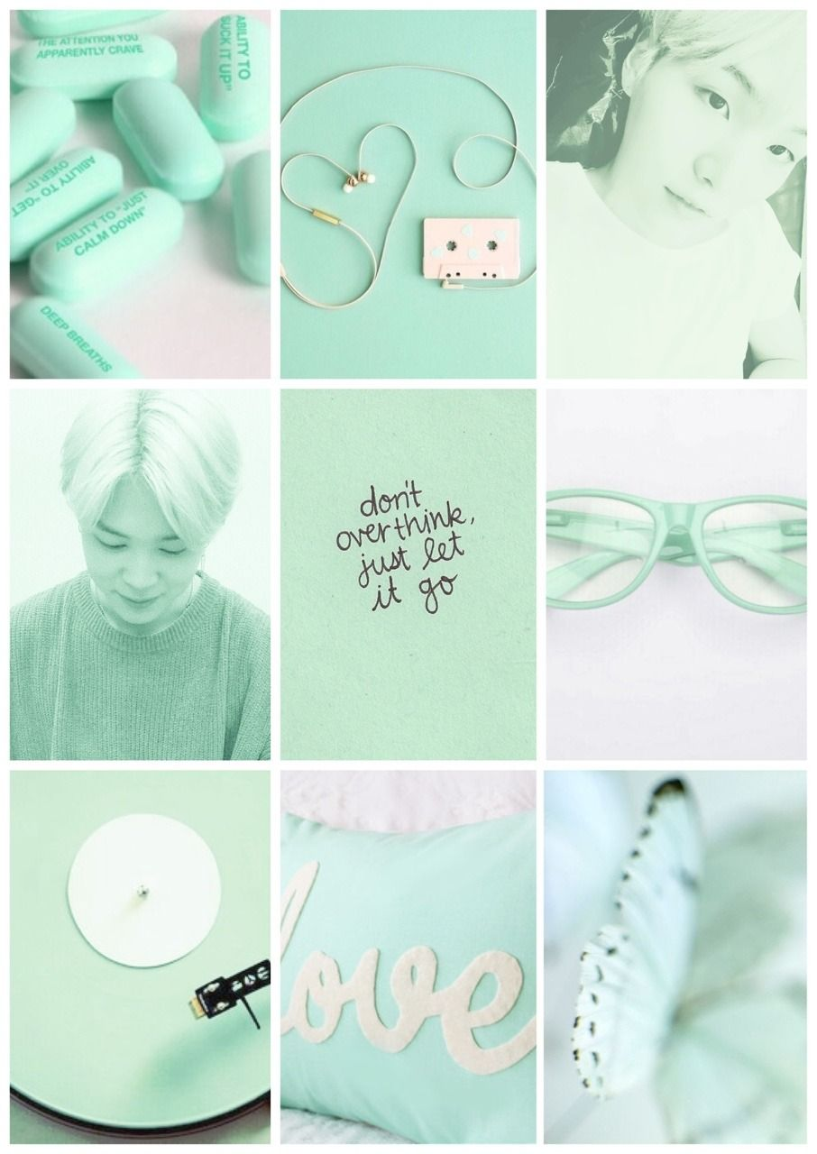 Pastel Green Aesthetic Wallpapers Top Free Pastel Green Aesthetic Backgrounds Wallpaperaccess