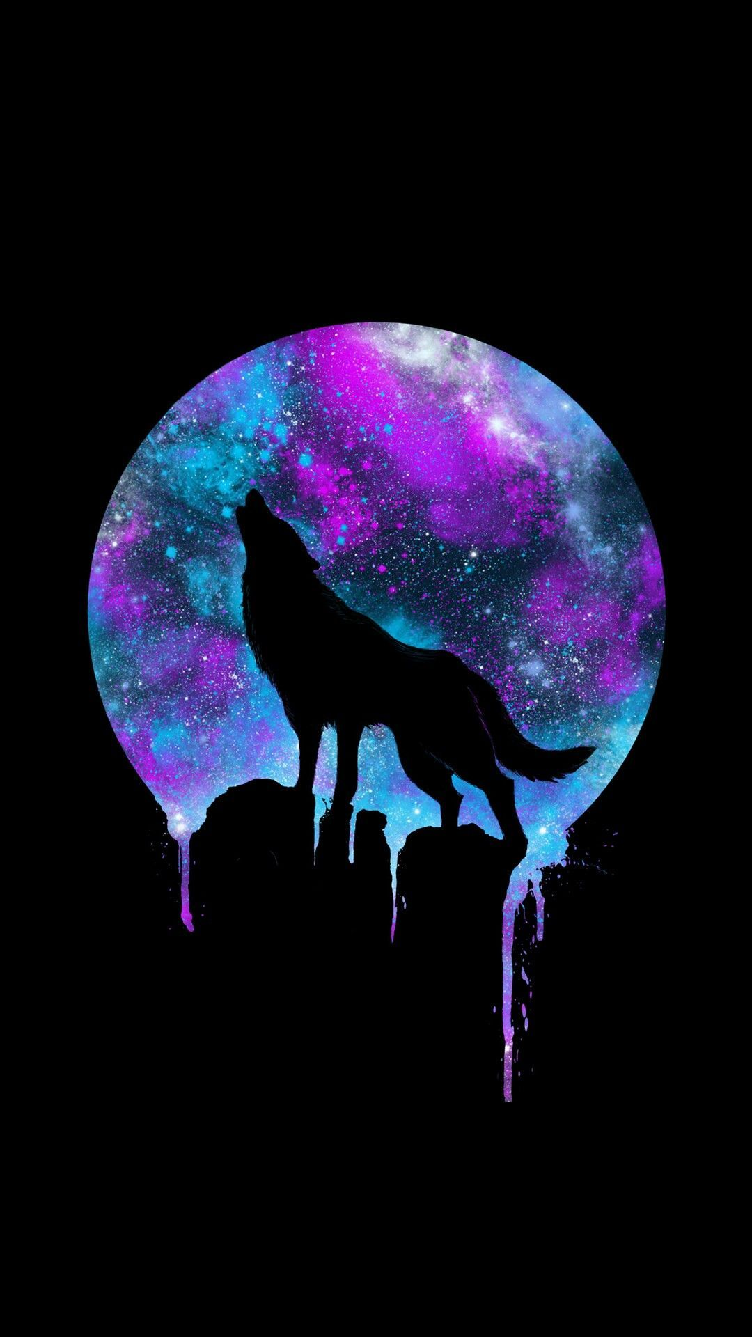 Colorful Wolf Wallpapers - Top Free Colorful Wolf ...