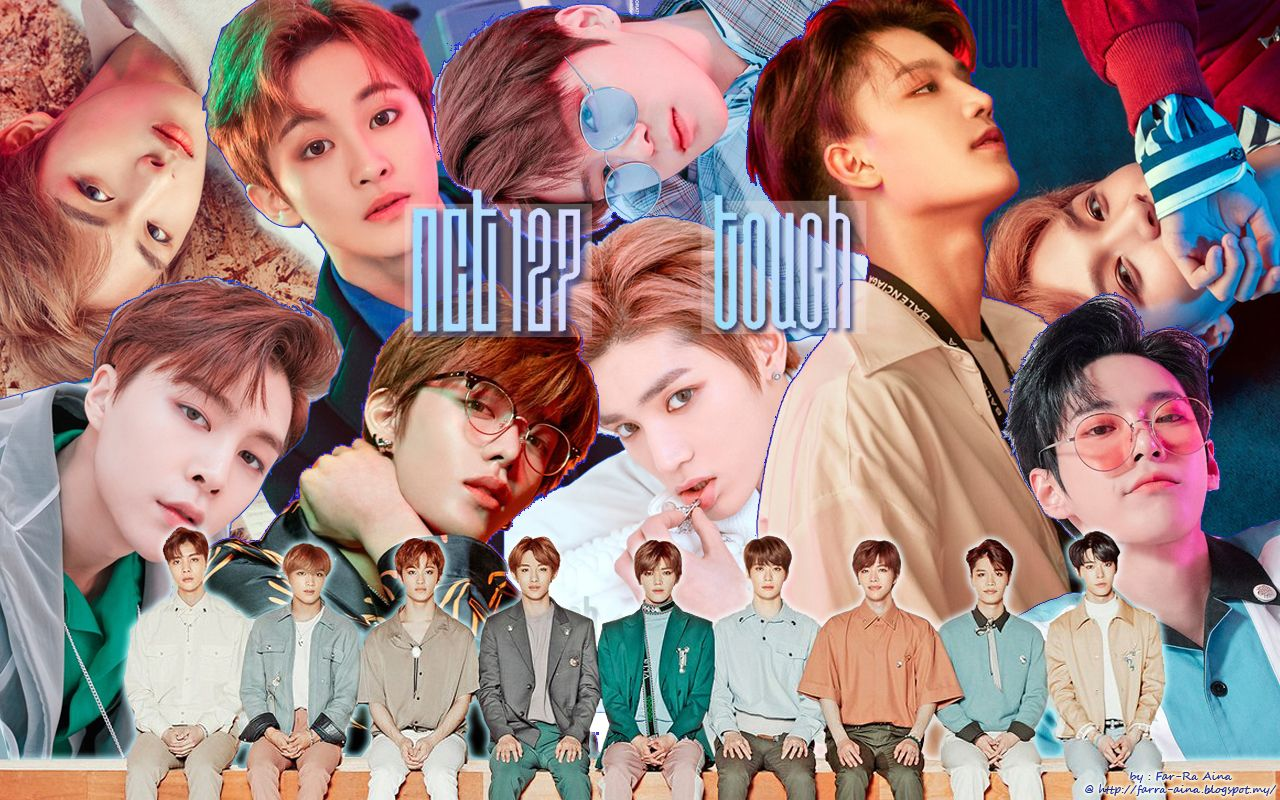 Touch Nct Wallpapers Top Free Touch Nct Backgrounds