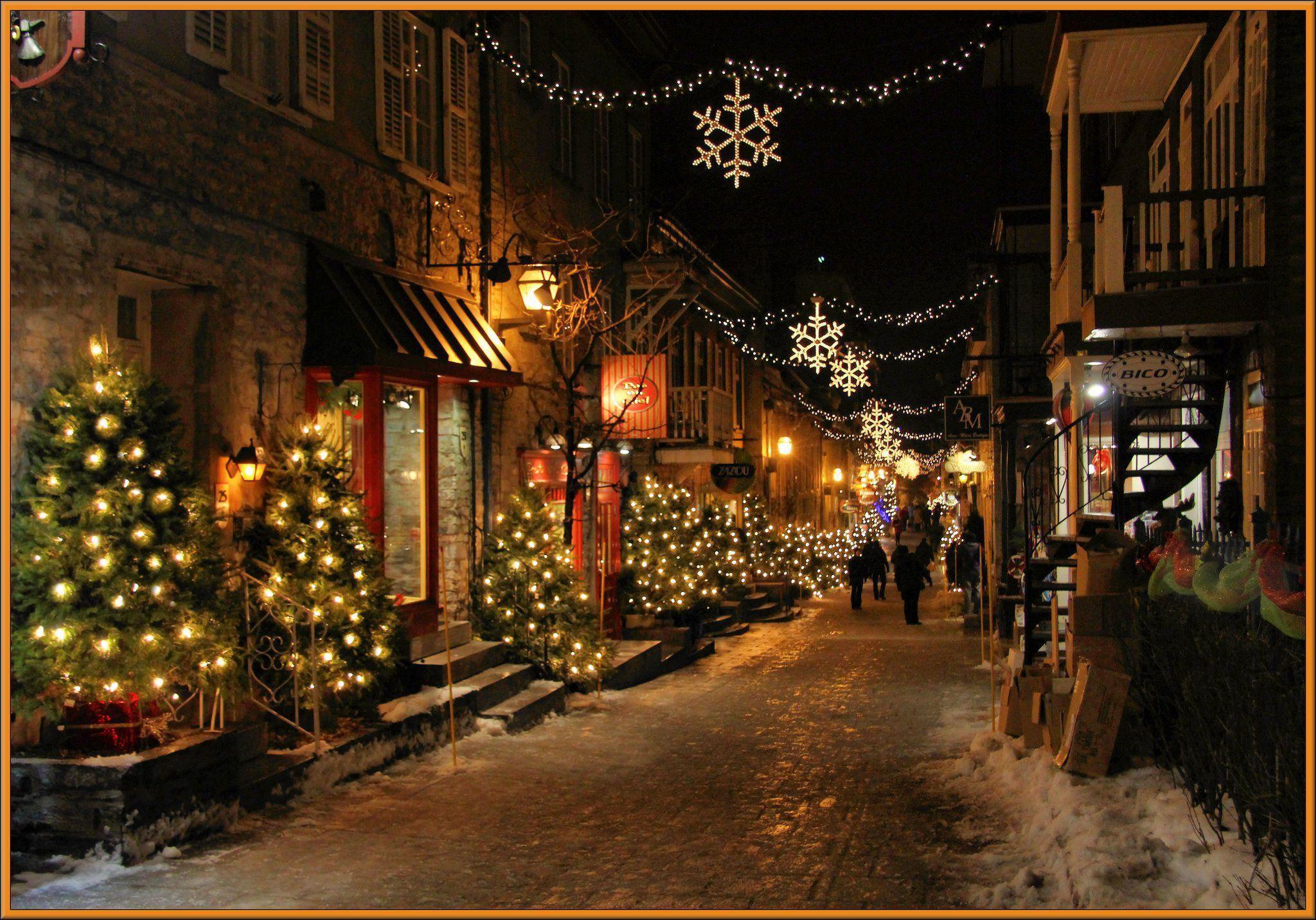 Winter Lights Wallpapers Top Free Winter Lights Backgrounds Wallpaperaccess