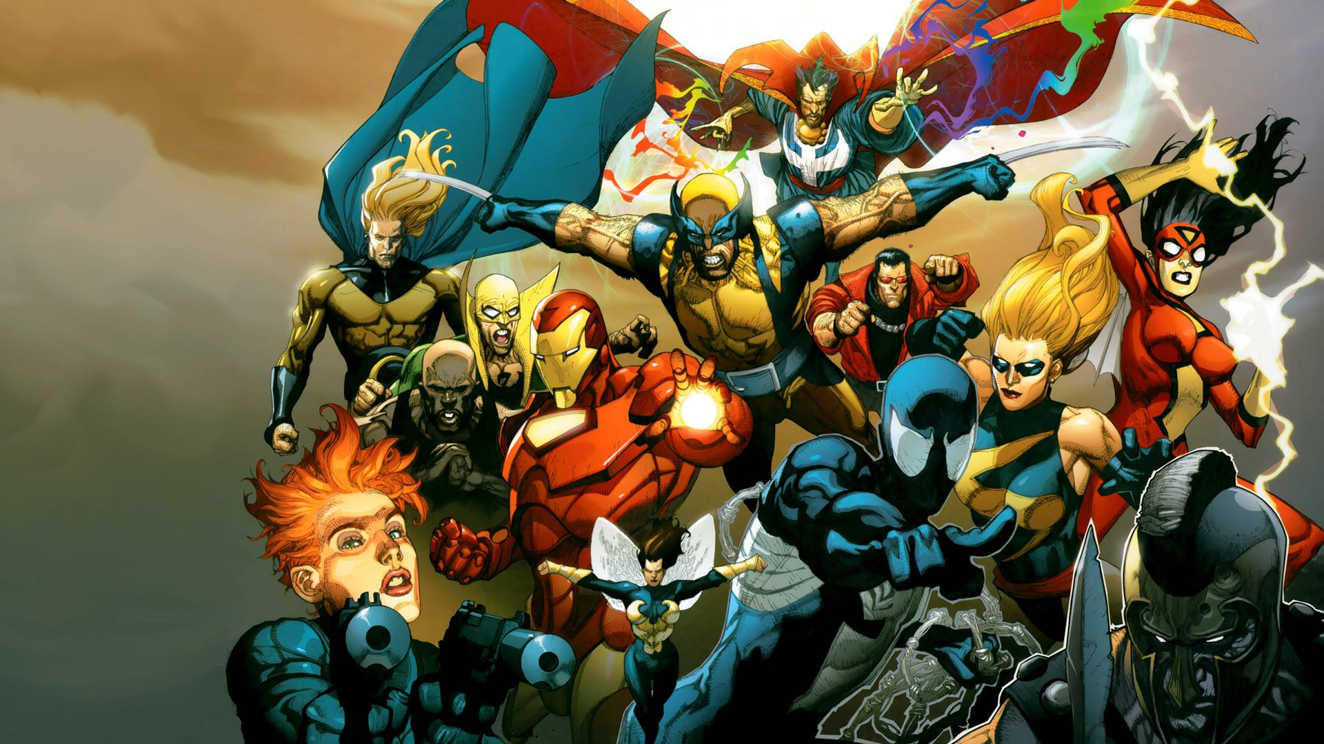 marvel comics download android