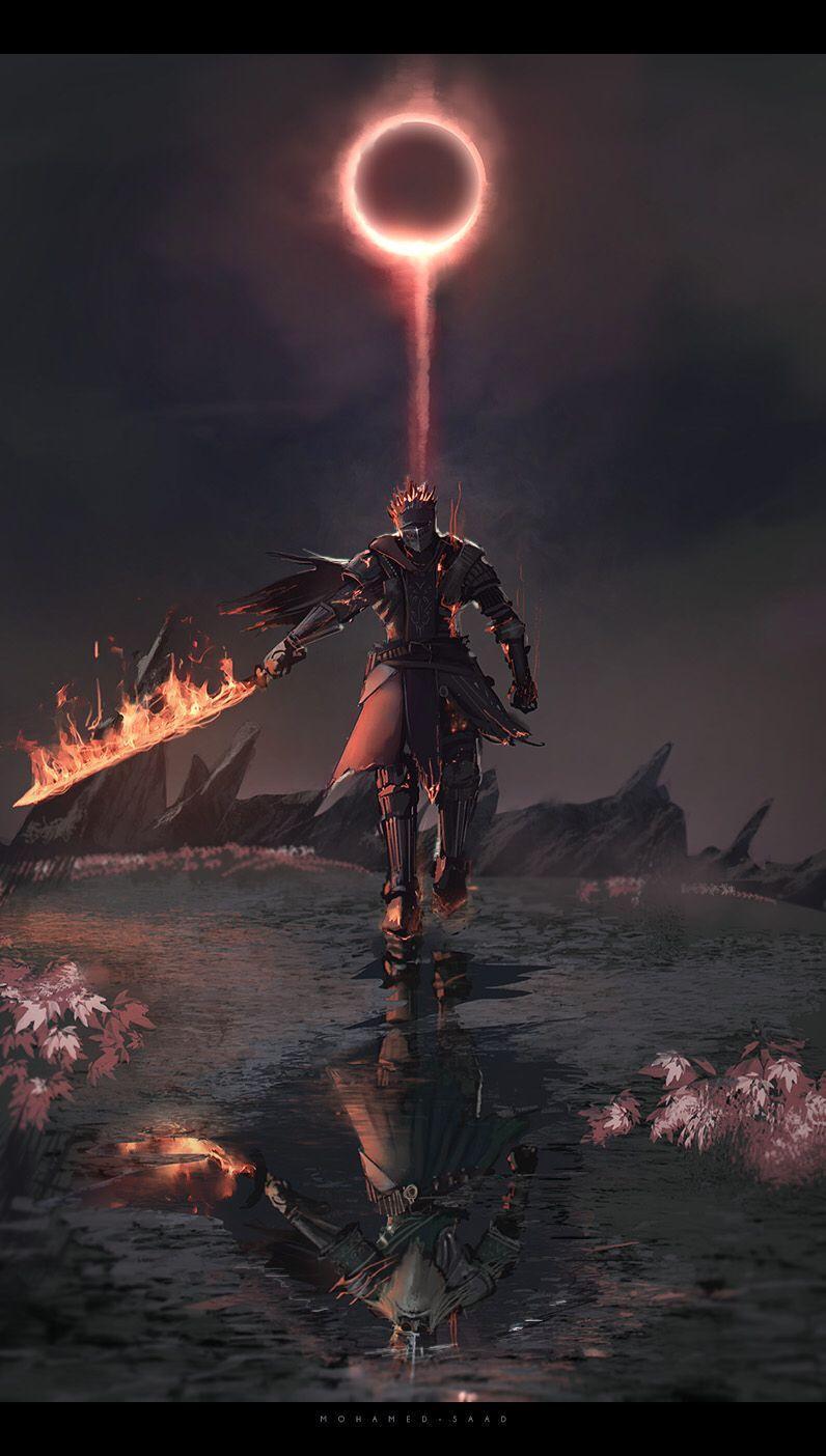 Dark Souls Bonfire Iphone Wallpapers Top Free Dark Souls Bonfire