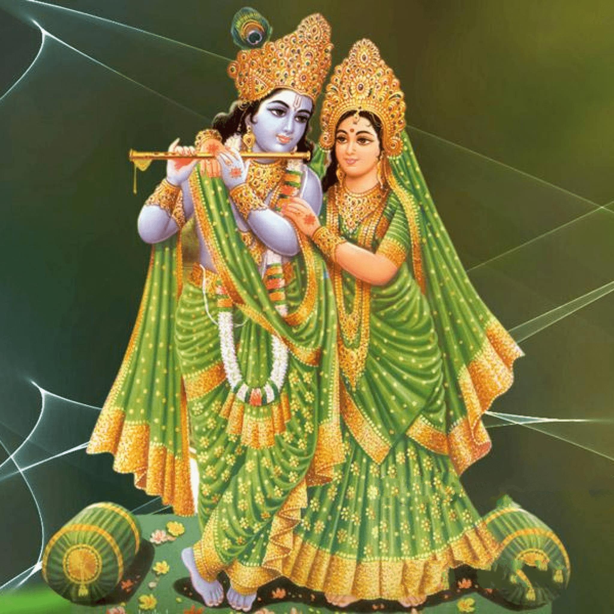 2048x2048 Radah Krishna HD PNG trong suốt Hình ảnh HD trong suốt Radah Krishna