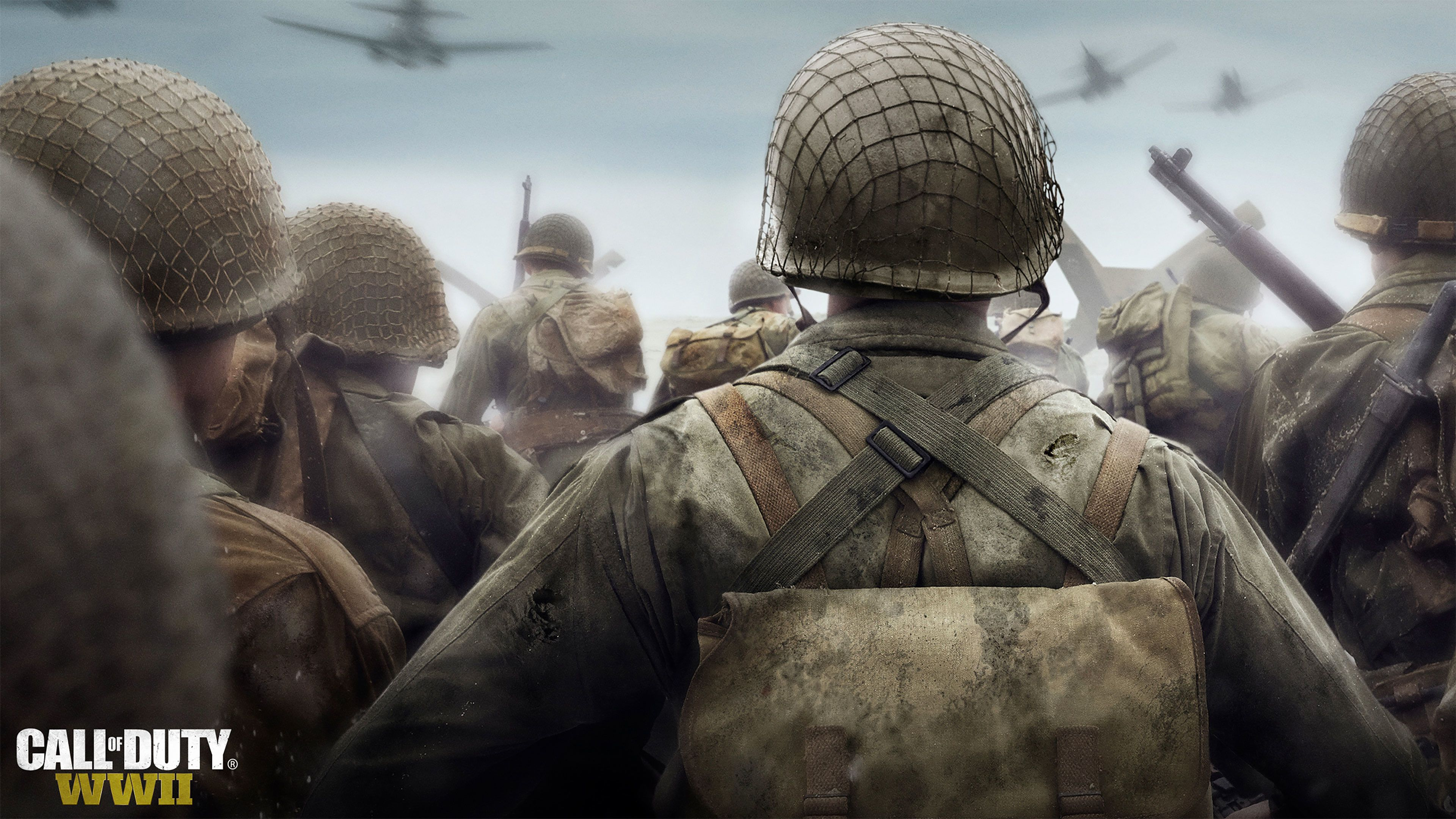 Call of Duty WW2 Wallpapers - Top Free Call of Duty WW2 Backgrounds - WallpaperAccess