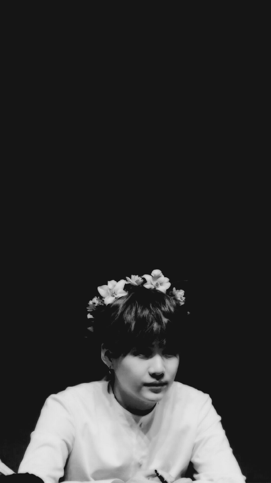 Bts Black And White Wallpapers Top Free Bts Black And White Backgrounds Wallpaperaccess