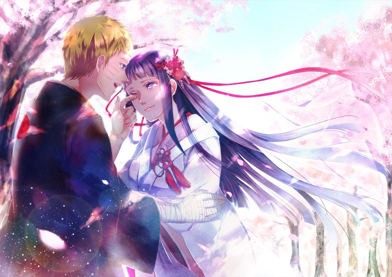 Naruto Hinata Wedding.Naruto And Hinata Wallpapers Top Free Naruto And Hinata