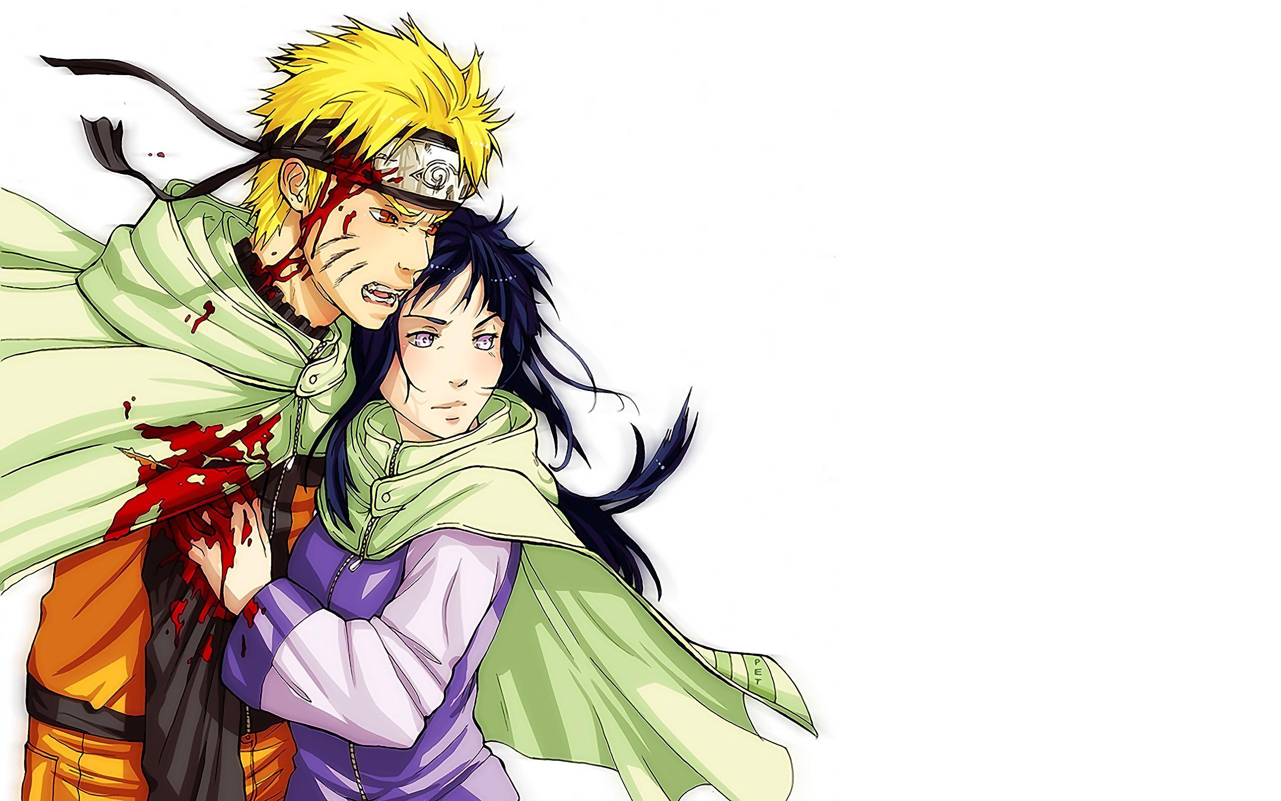Naruto And Hinata Wallpapers Top Free Naruto And Hinata Backgrounds Wallpaperaccess