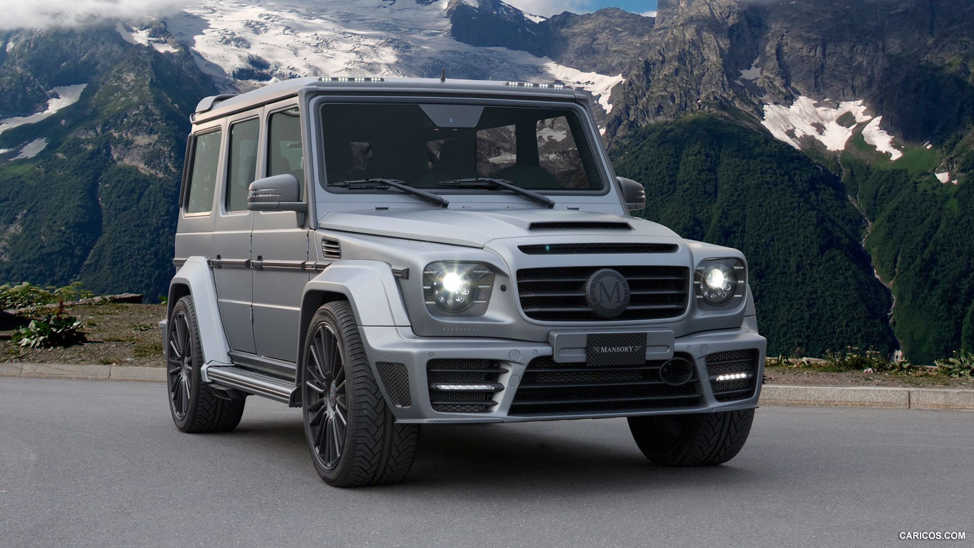 2014 Mercedes-Benz G Wagon AMG Wallpapers - Top Free 2014 ...