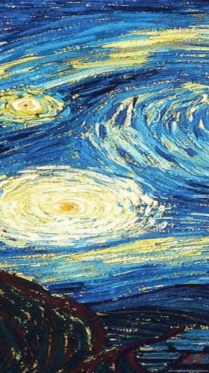 Van Gogh Android Wallpapers Top Free Van Gogh Android Backgrounds