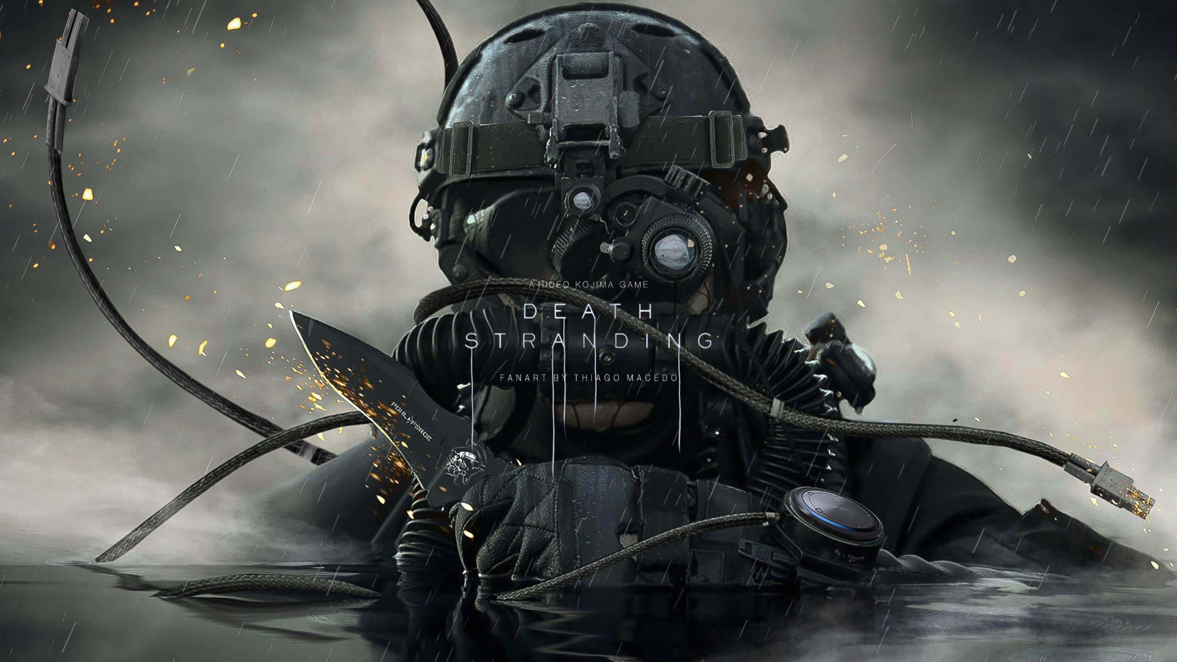 Death Stranding 4K Wallpapers - Top Free Death Stranding ...
