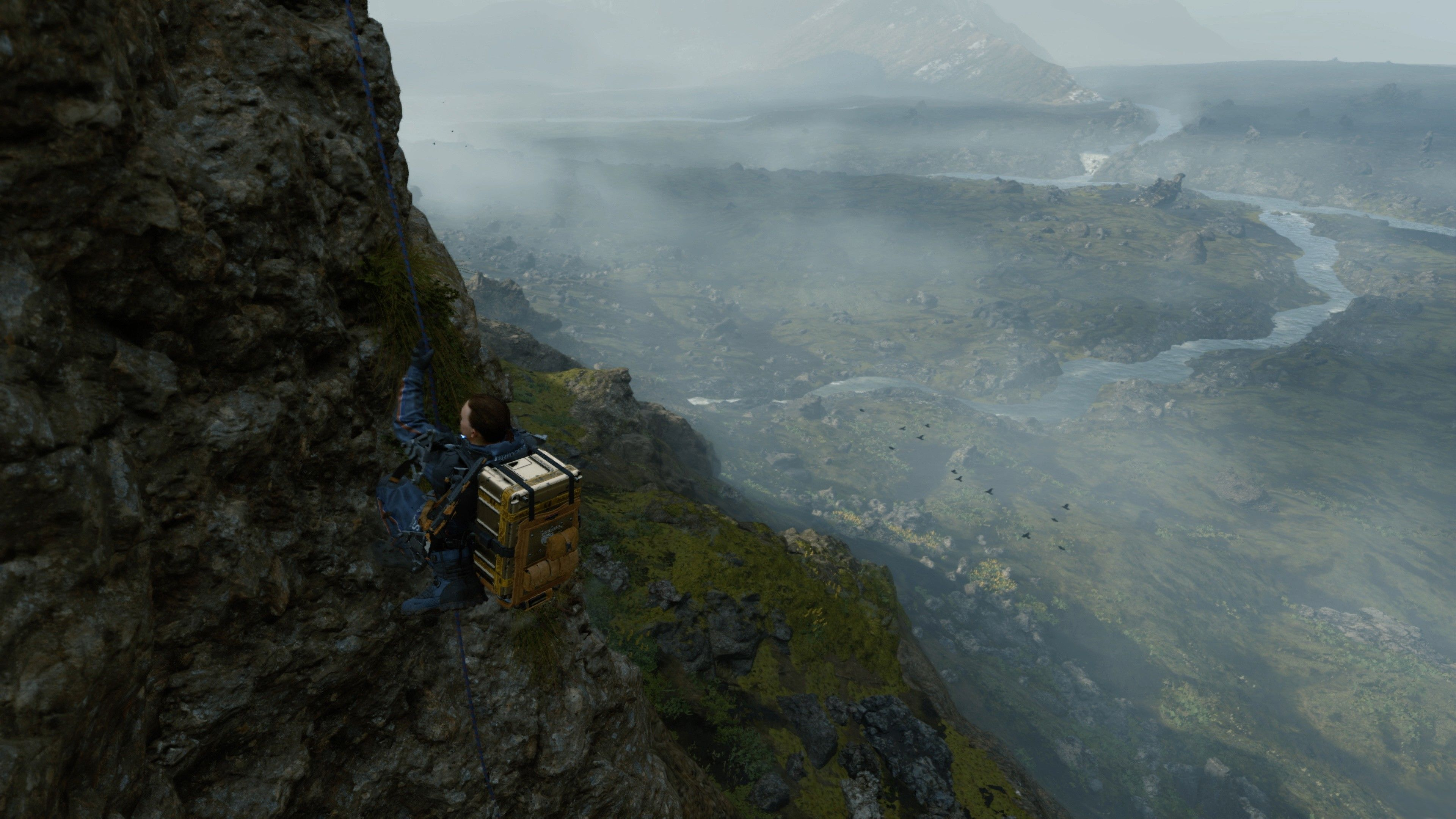 4k Hd Death Stranding Wallpapers You Need To Make Your