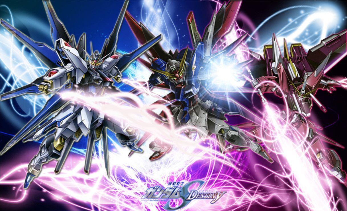 Gundam Seed Wallpapers Top Free Gundam Seed Backgrounds
