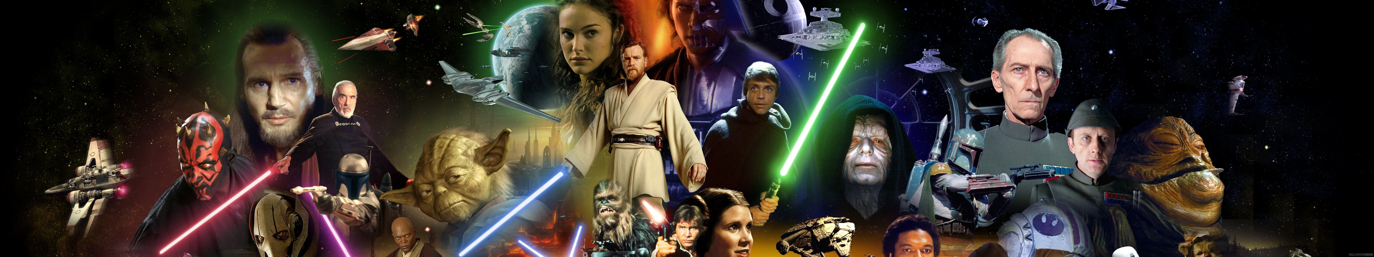 Star Wars 5760x1080 Wallpapers Top Free Star Wars 5760x1080
