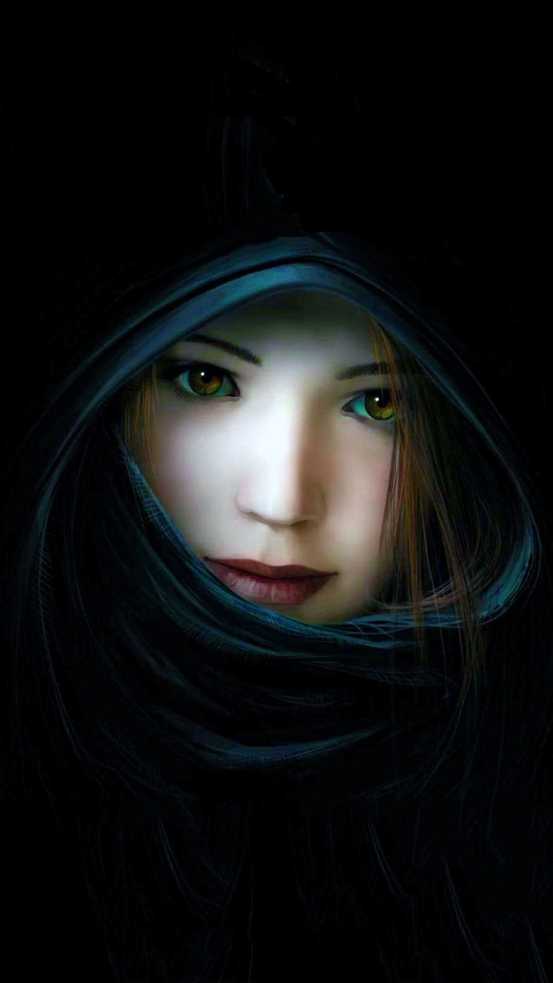 3D Girl Wallpapers - Top Free 3D Girl Backgrounds ...
