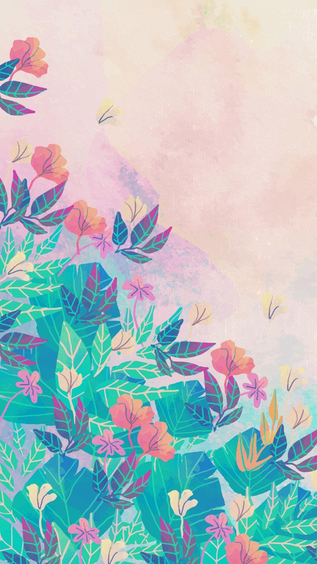 Watercolor iPhone Wallpapers   Top Free Watercolor iPhone ...