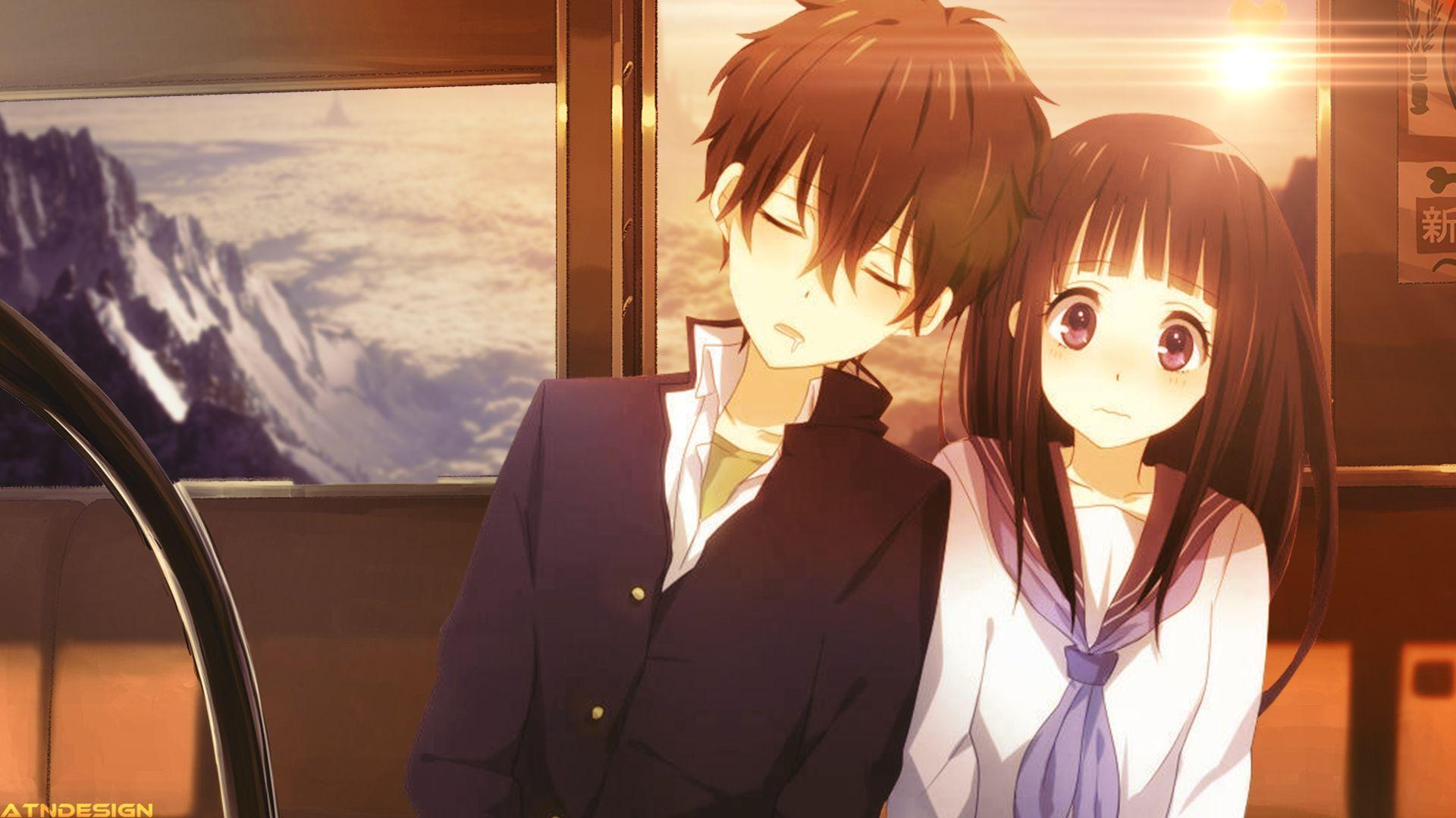Cute Anime Couples Wallpapers Top Free Cute Anime Couples