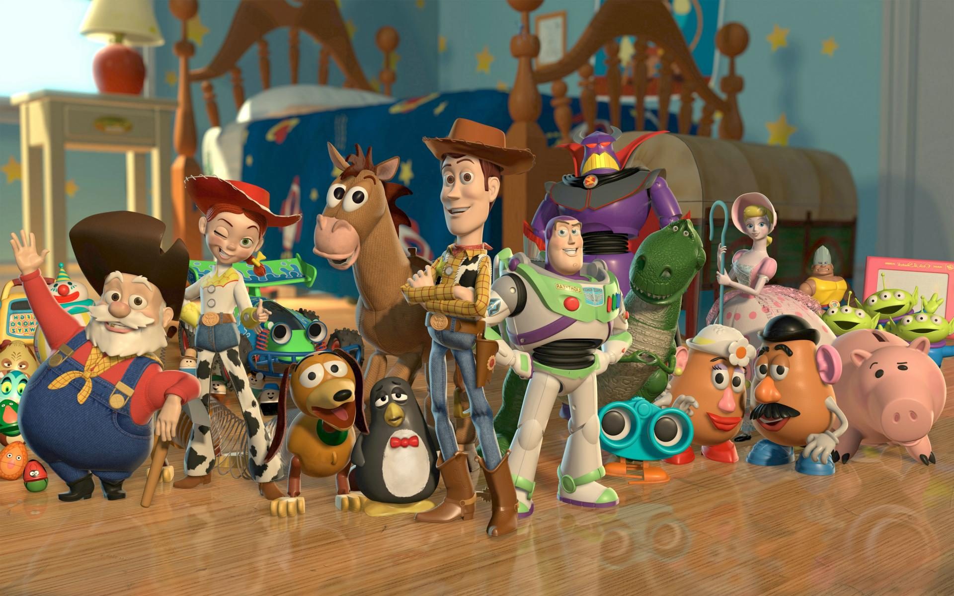 Toy Story 2 Wallpapers Top Free Toy Story 2 Backgrounds Wallpaperaccess
