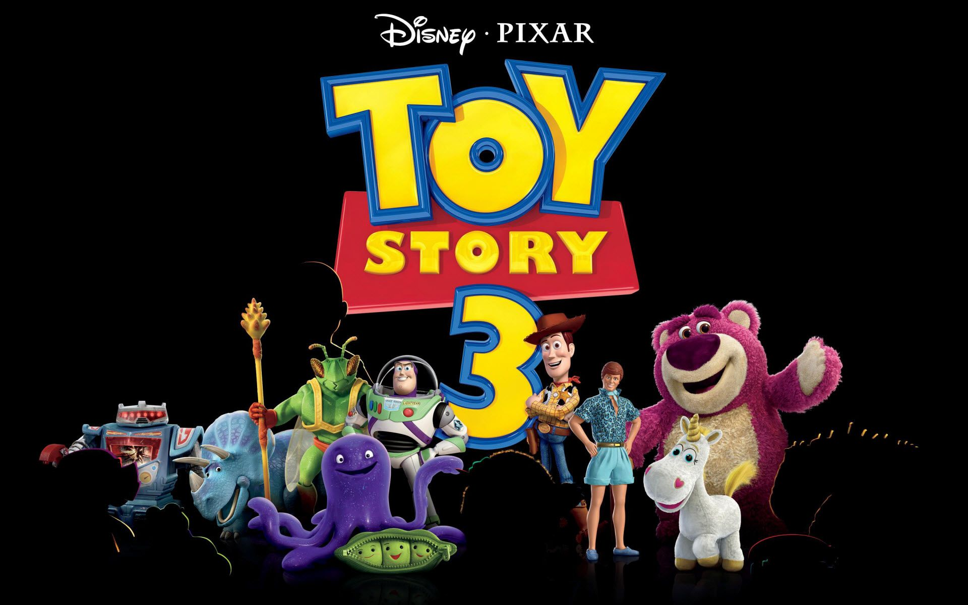 Toy Story 3 Logo Wallpapers Top Free Toy Story 3 Logo