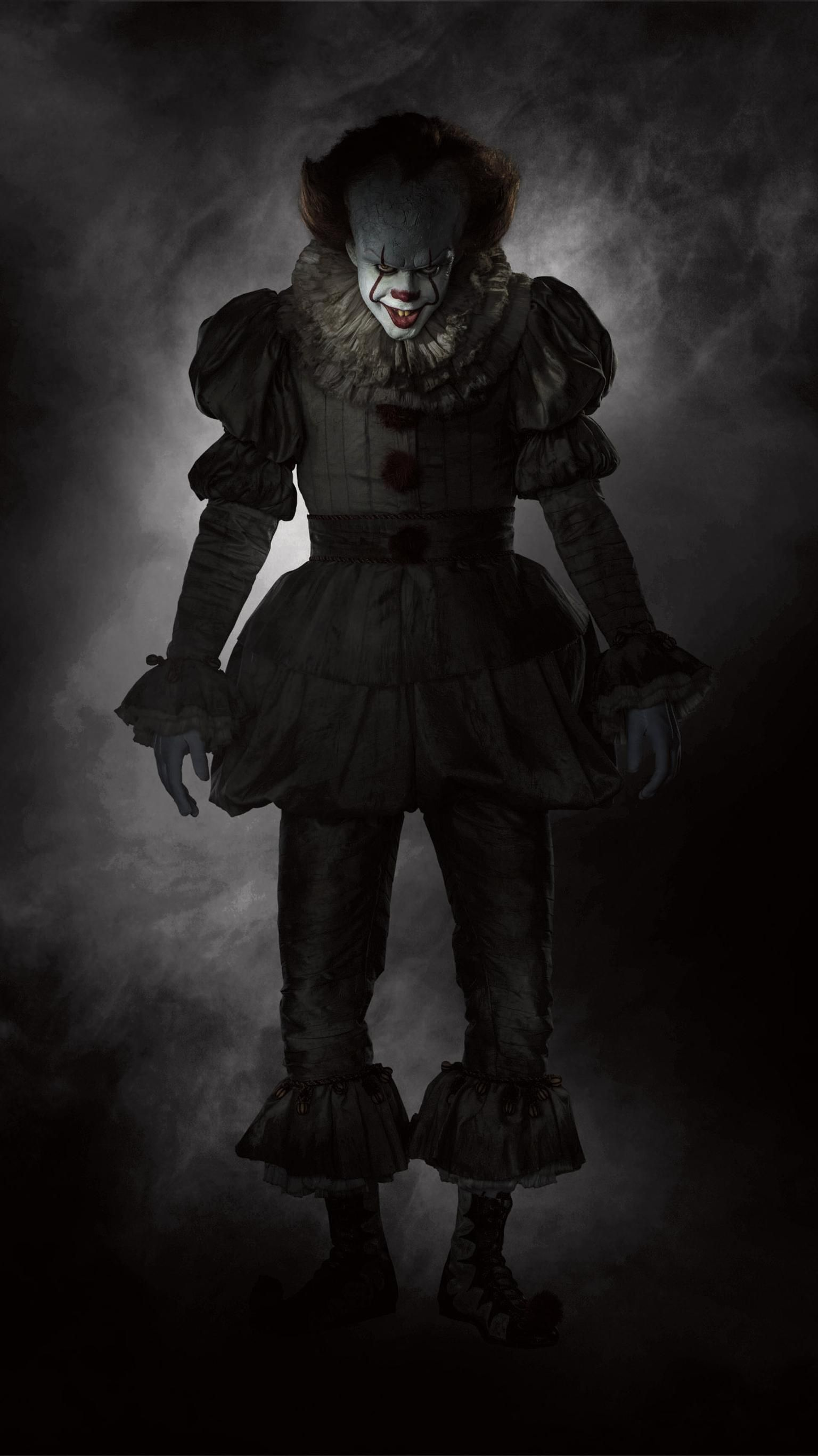 Pennywise the clown iphone wallpapers top free pennywise - Scary wallpaper iphone ...