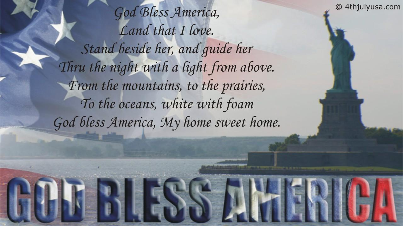 God Bless America Wallpapers - Top Free God Bless America