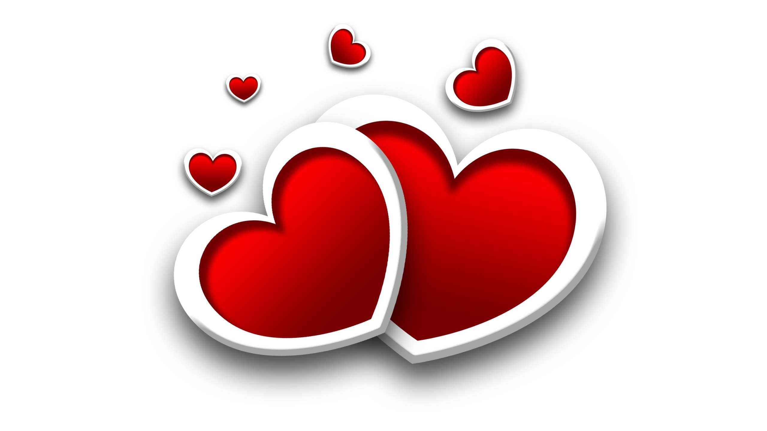 Cute Heart Desktop Wallpapers Top Free Cute Heart Desktop