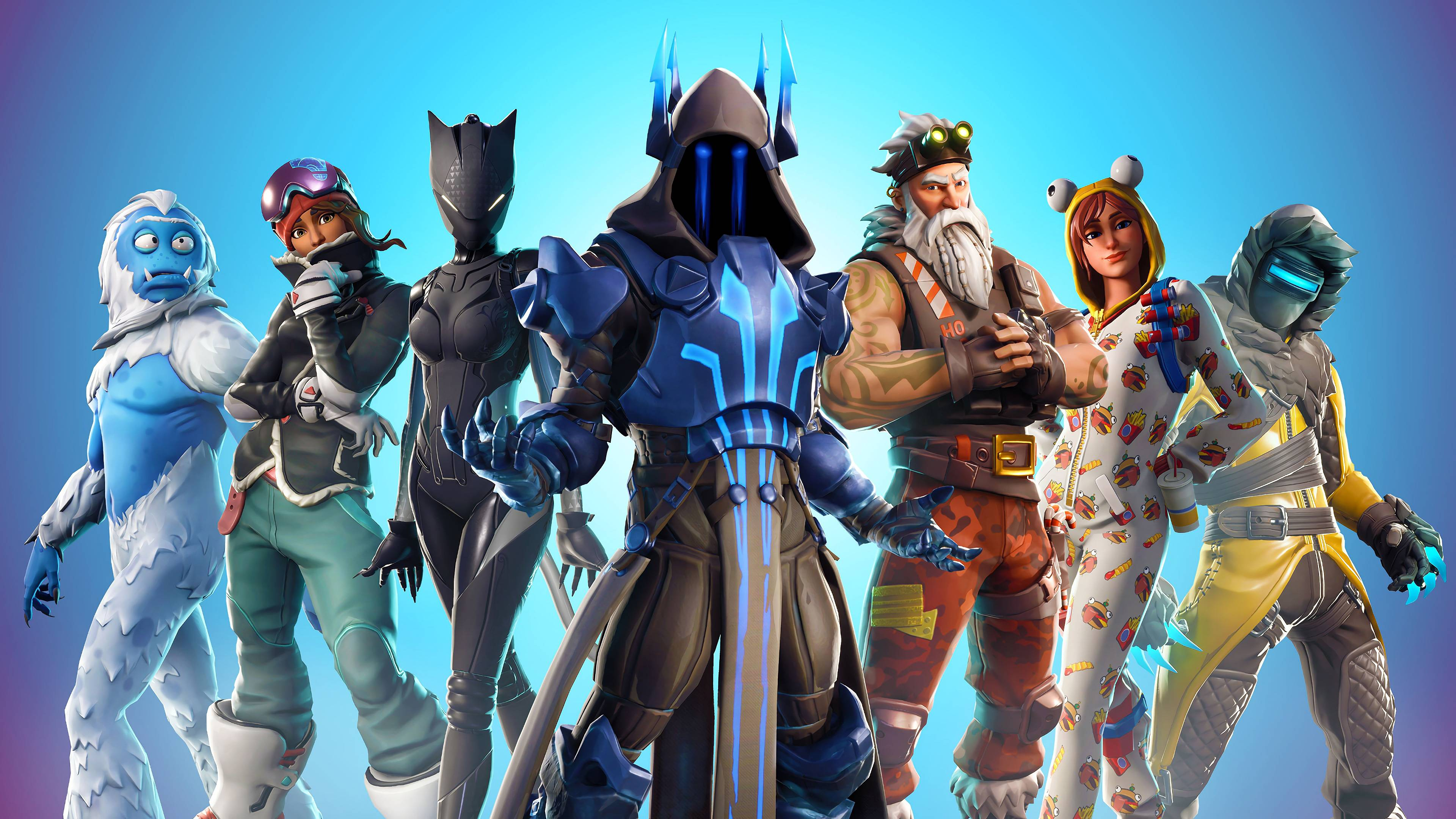 Fortnite 8k Wallpapers Top Free Fortnite 8k Backgrounds Wallpaperaccess