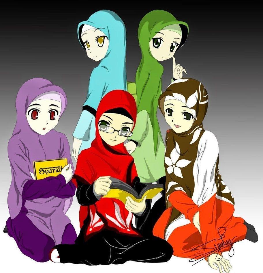 Muslim Cartoon Wallpapers - Top Free Muslim Cartoon ...