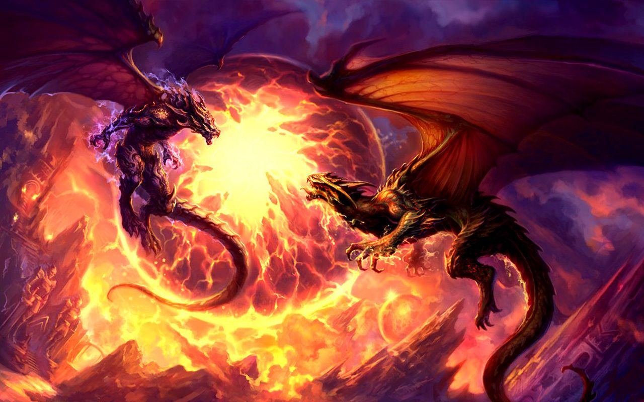 Blazing Dragon Wallpapers Top Free Blazing Dragon Backgrounds