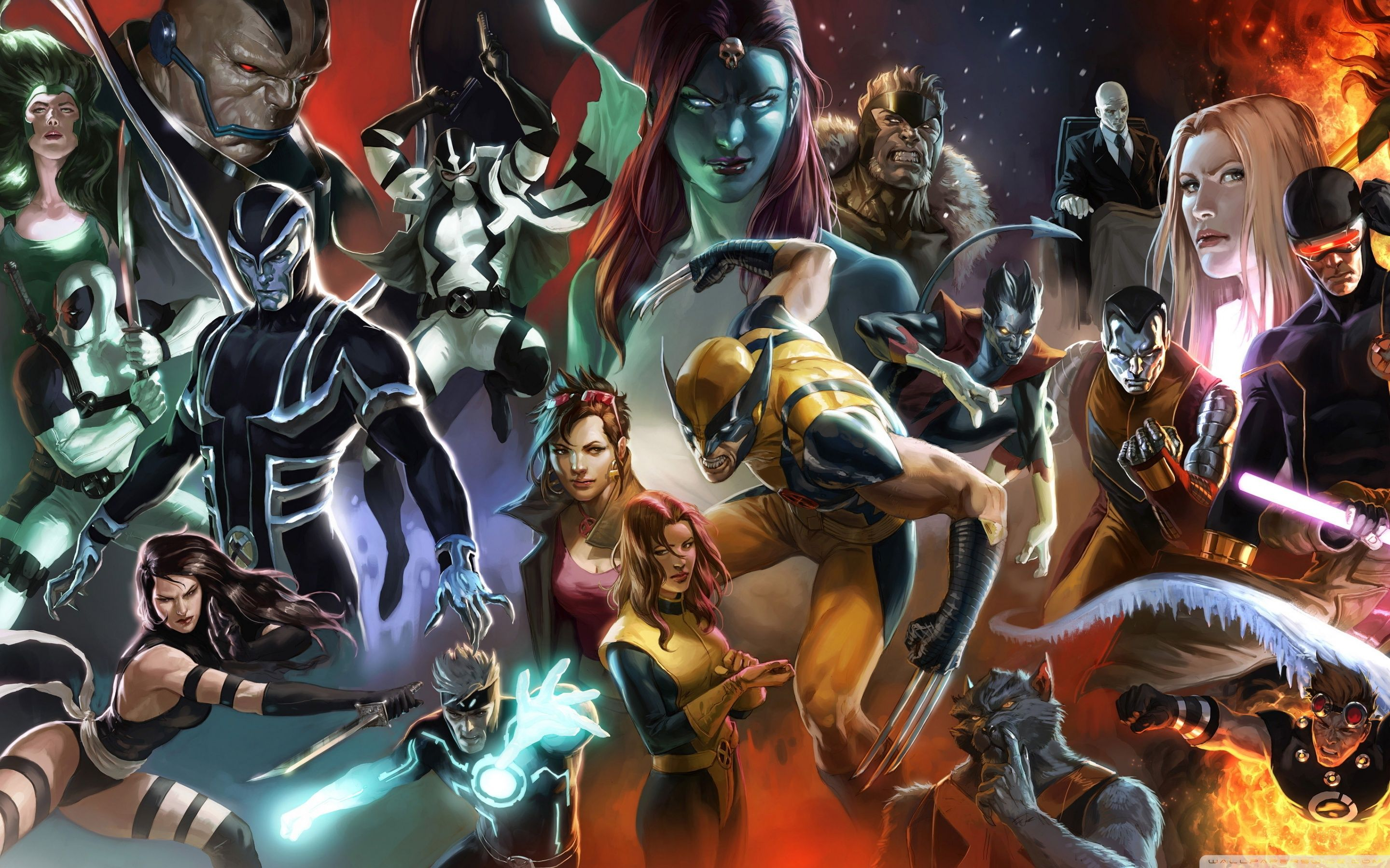 X Men Wallpapers Top Free X Men Backgrounds Wallpaperaccess