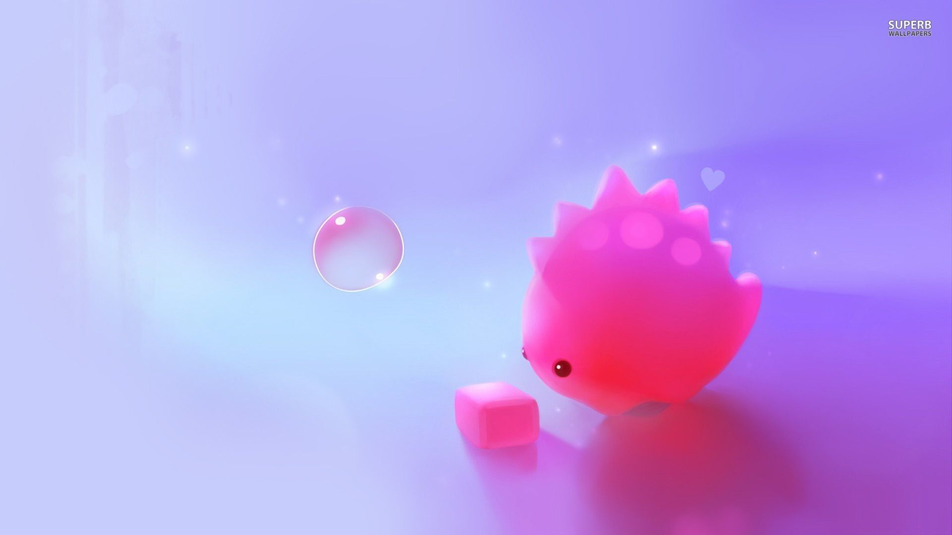 1920x1080 Kawaii Candy hình nền