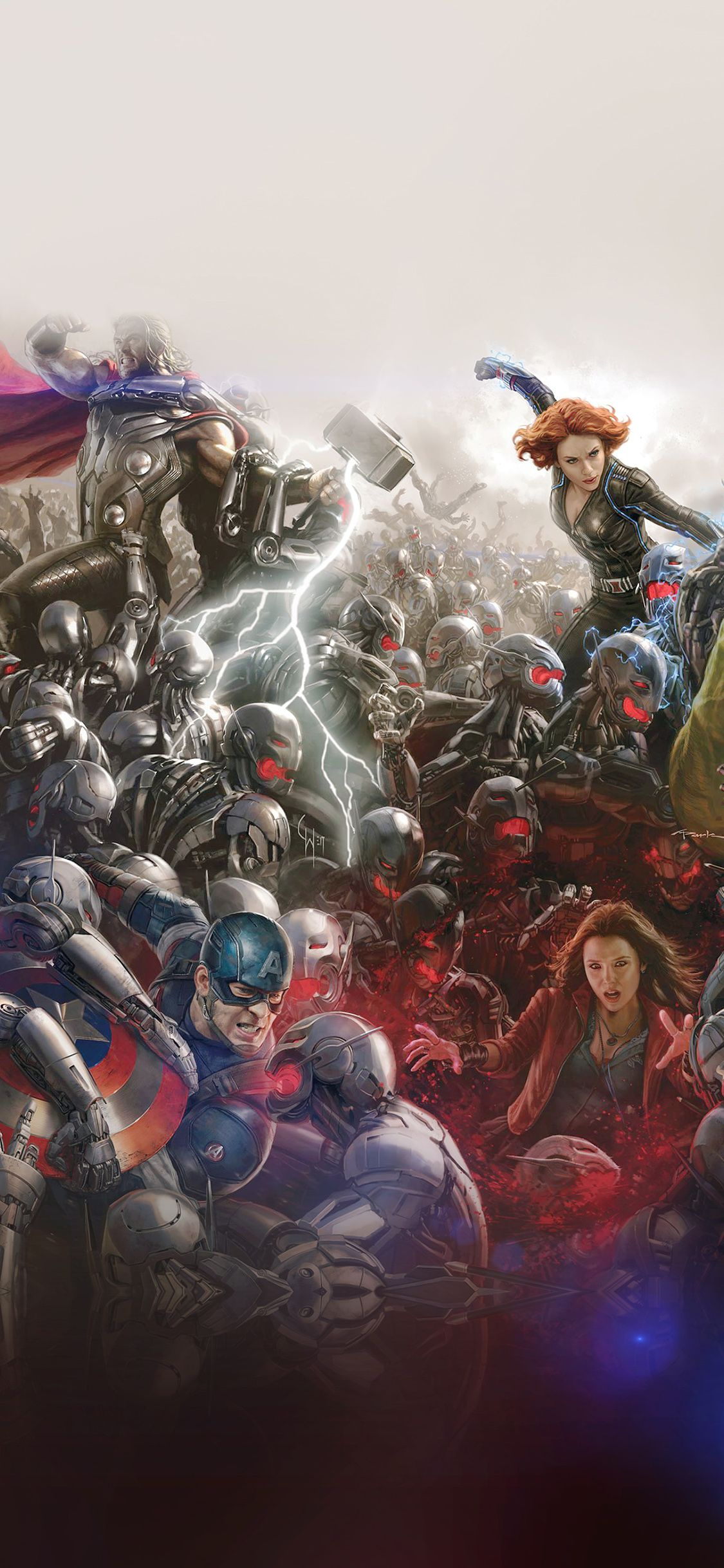 Modern Avengers Iphone Wallpapers Top Free Modern Avengers Iphone