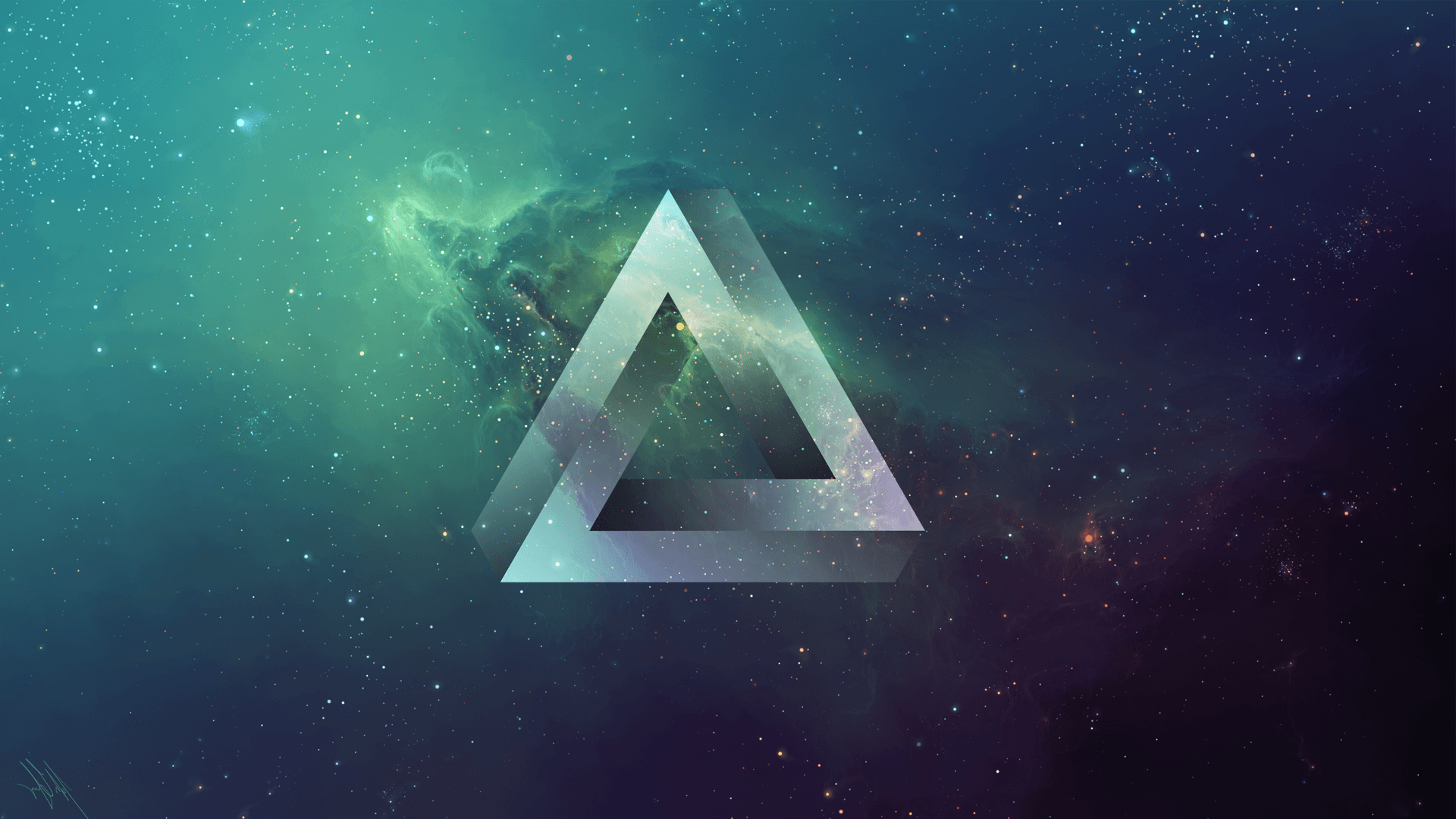 Impossible triangle transparent background PNG cliparts free download    HiClipart