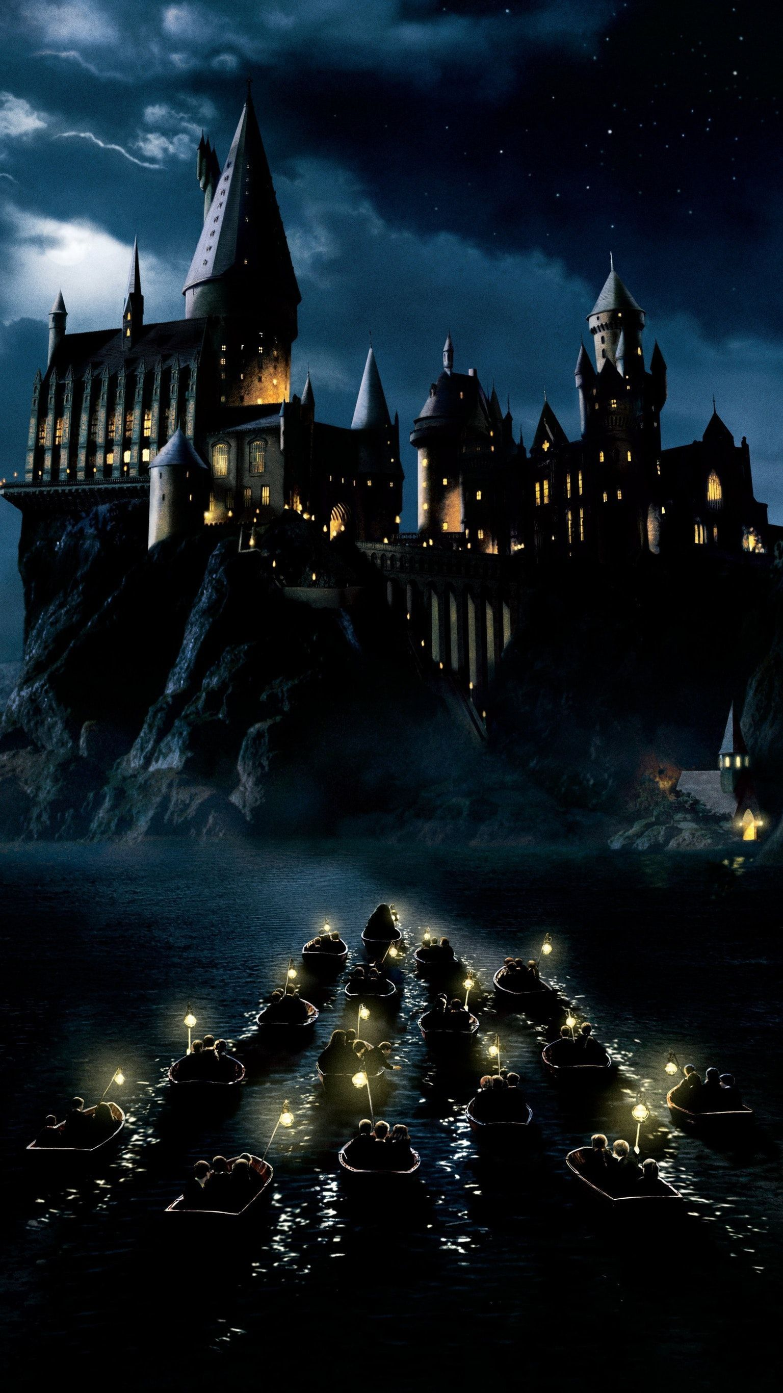 Harry Potter Hogwarts Castle Wallpapers Top Free Harry Potter